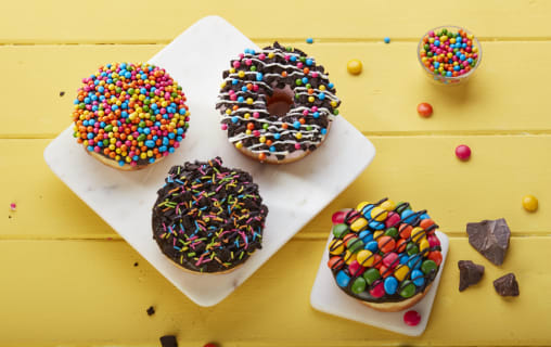 Dunkin Donuts | Home delivery | Order online | Forum Sujana