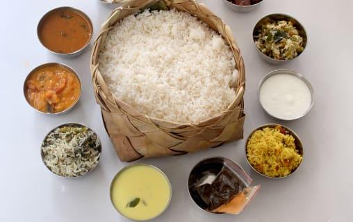 Flat 60% Off on Food at Subbayya Gari Hotel