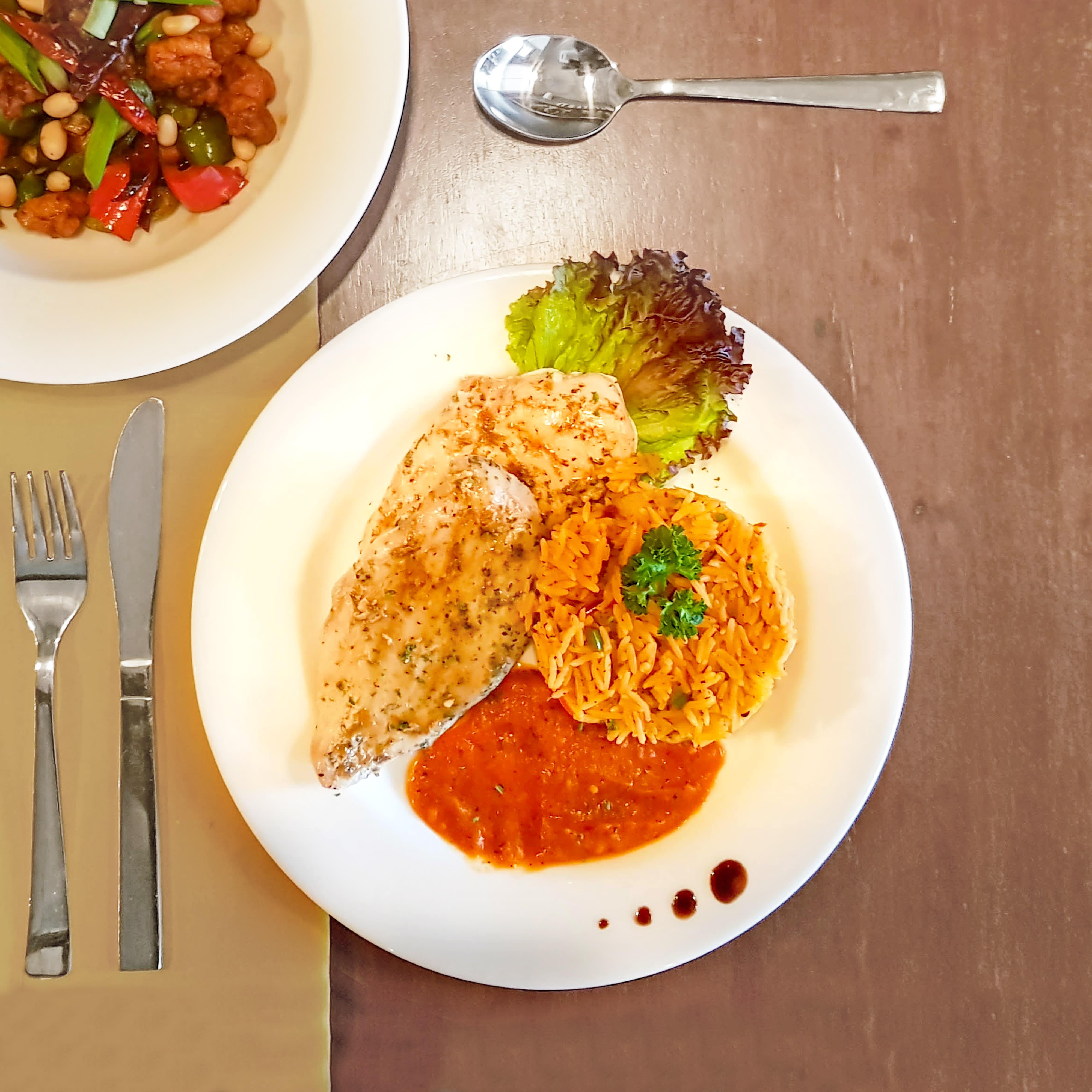 The Backyard Cafe   Home delivery   Order online   Punjabi ...