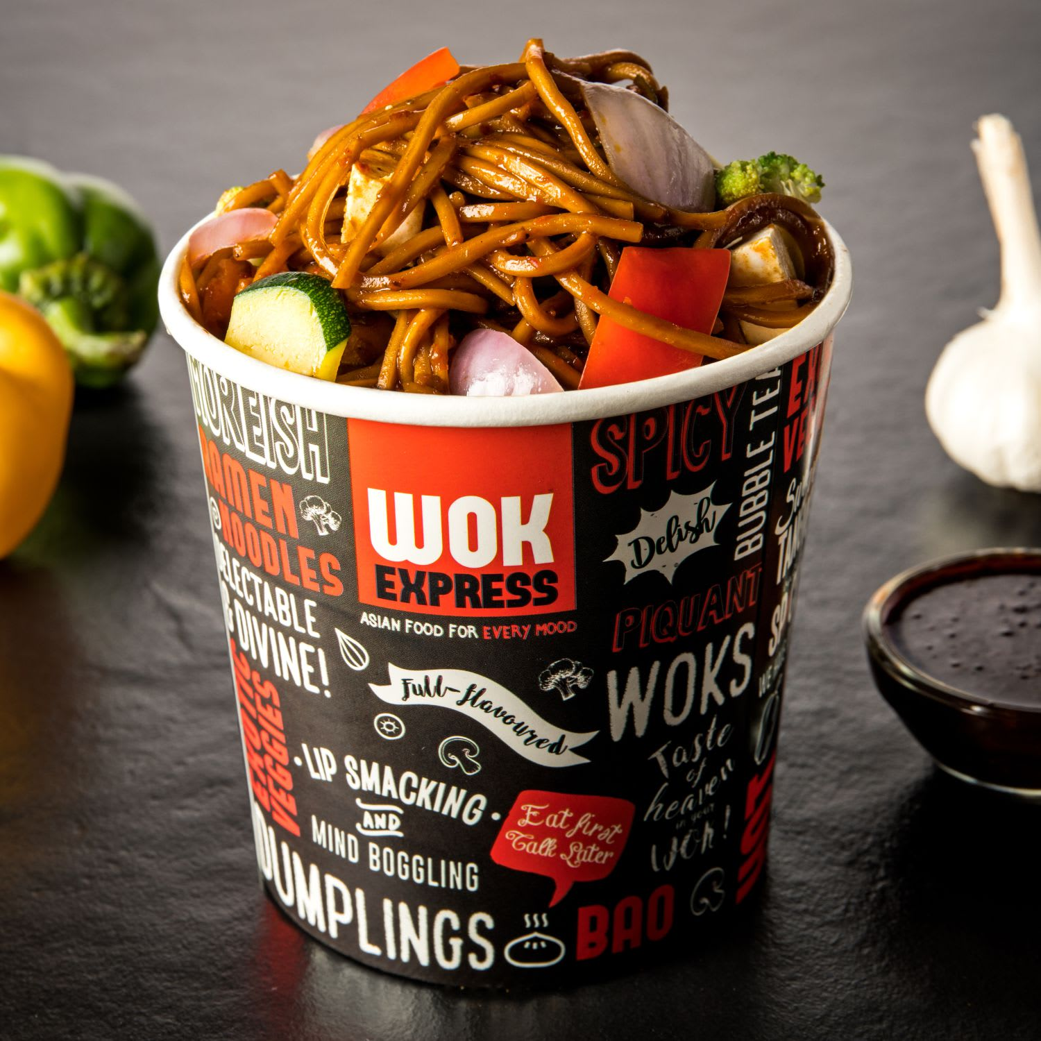 Best Value Auto >> Wok Express | Home delivery | Order online | Korum Mall