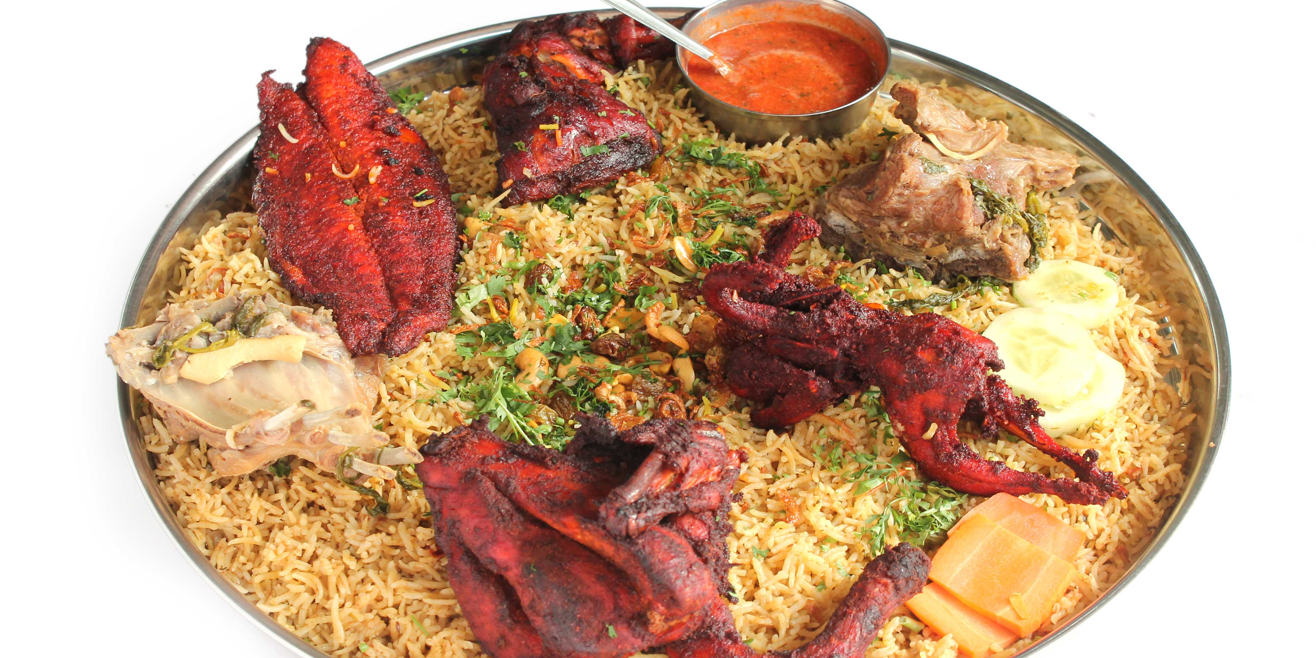mandi king arabian restaurant home delivery order online sri