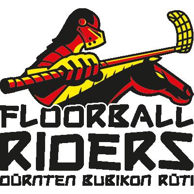 Logo Floorball-Riders Dürnten-Bubikon-Rüti