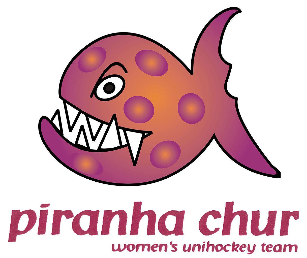 Logo piranha chur