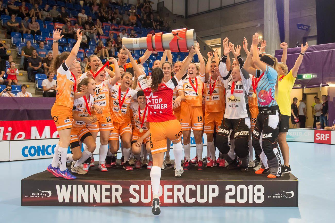 Supercup Sieger 2018 Piranha Chur