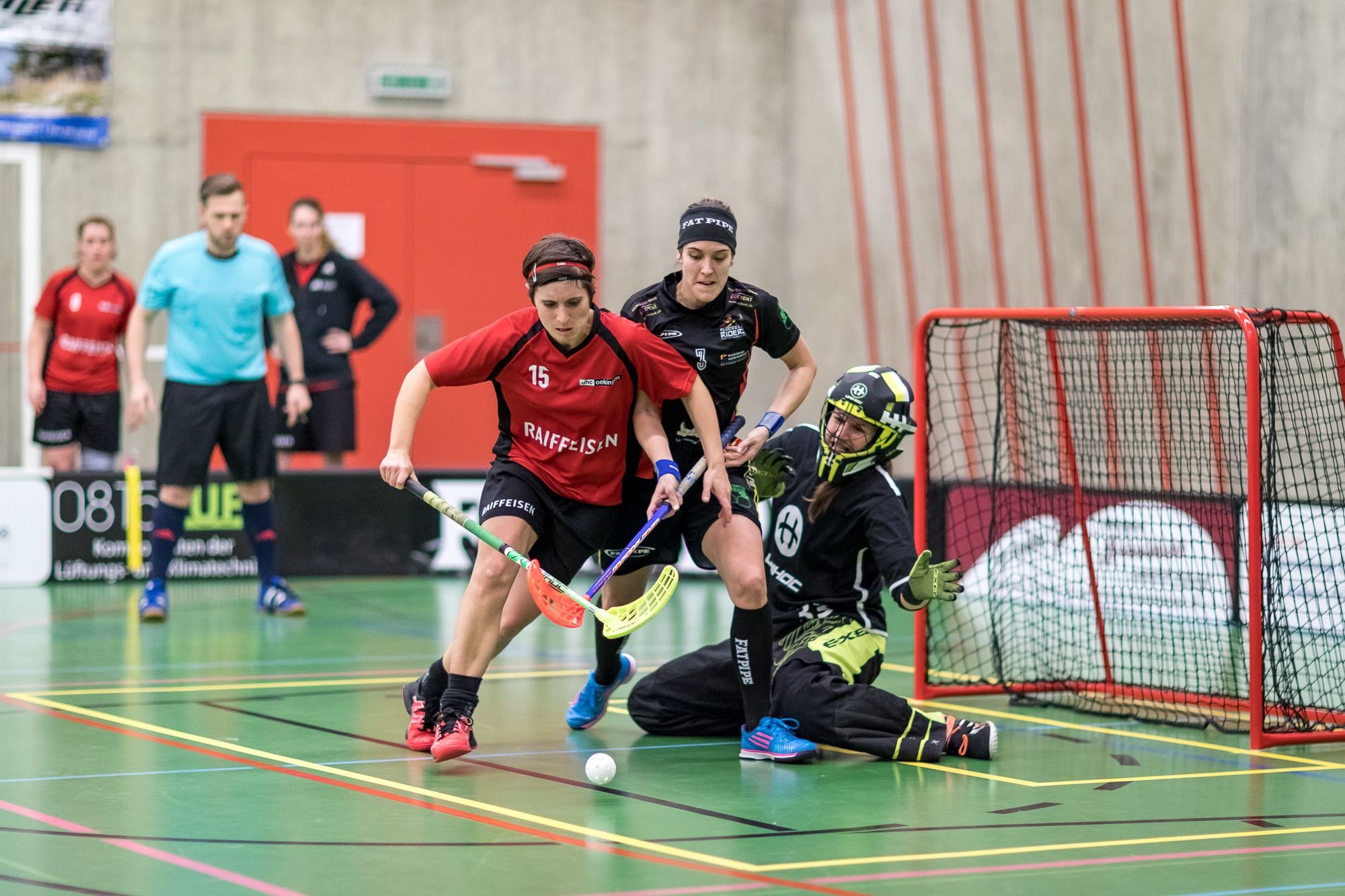 Floorball Riders vs UHC Oekingen by André Burri.jpg
