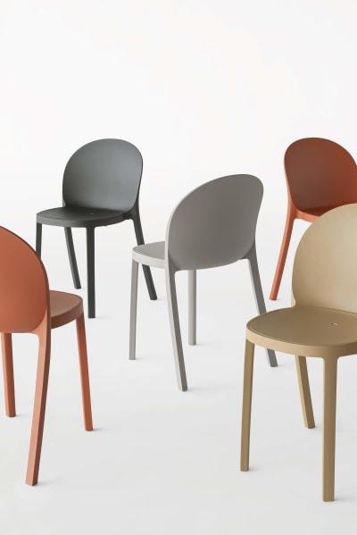 Filipe Viricel, *chaise Midi* - © photo © Micael Filipe, Romain Viricel, Swiss Design Awards Blog