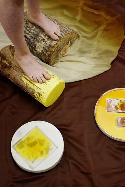 Noemi Niederhauser, *T'as fatigué la salade?* - © photo © Jennifer Niederhauser-Schlup, Swiss Design Awards Blog