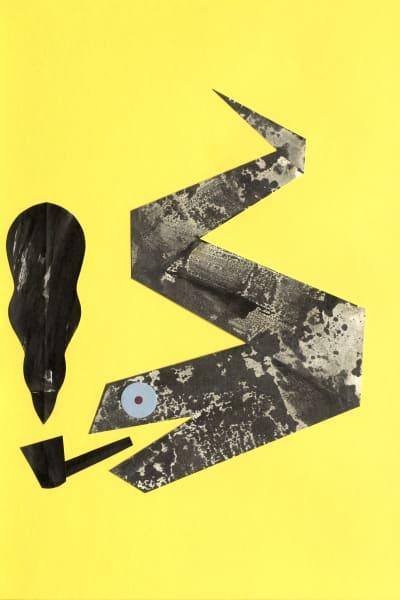 *Papierschnitt Schlange* - © © Nadine Spengler, Swiss Design Awards Blog