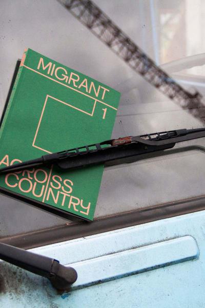 *Migrant Journal* - © © Migrant, Swiss Design Awards Blog