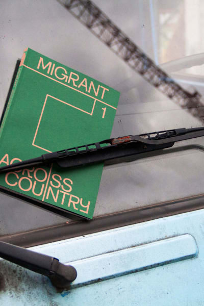 *Migrant Journal* - © © Migrant, Swiss Design Awards Blog