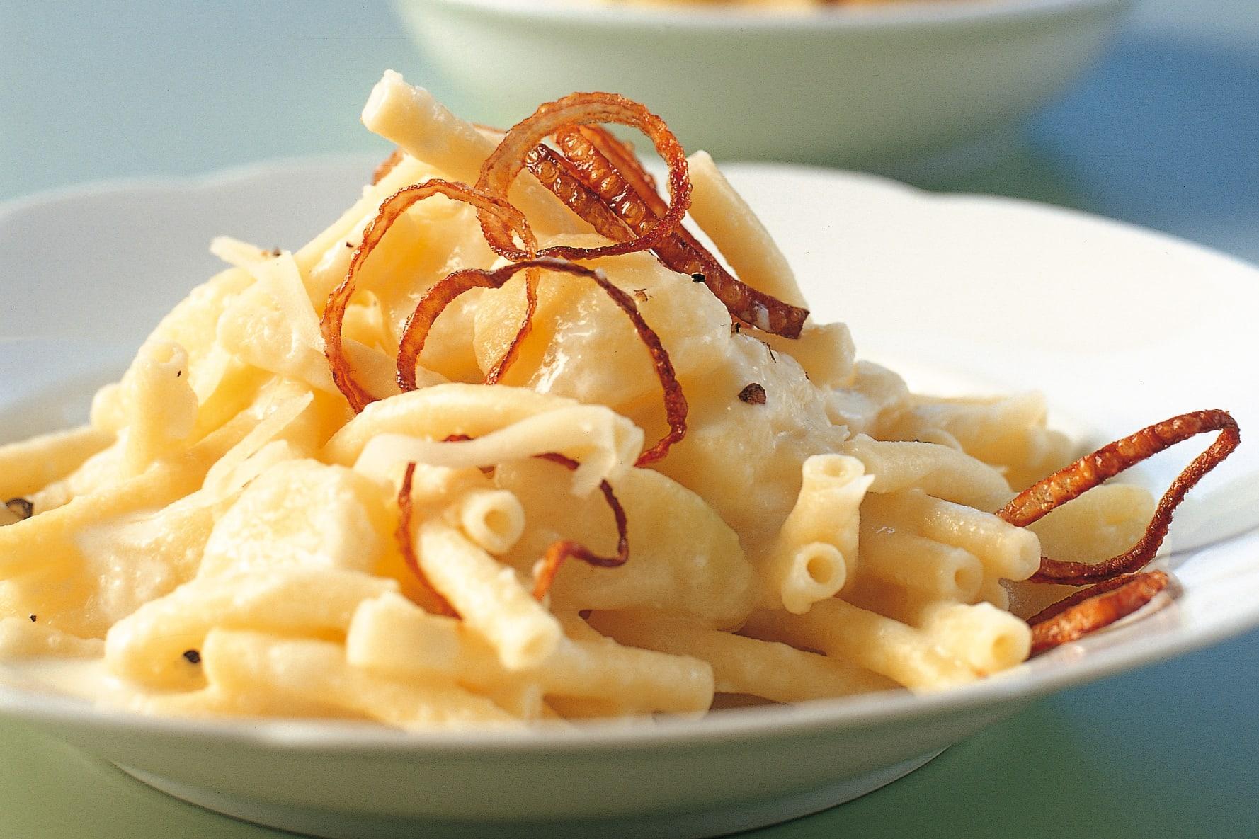 Macaroni à la mode d'Uri