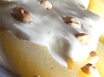 Anneaux de pomme à la crème au Thurgados