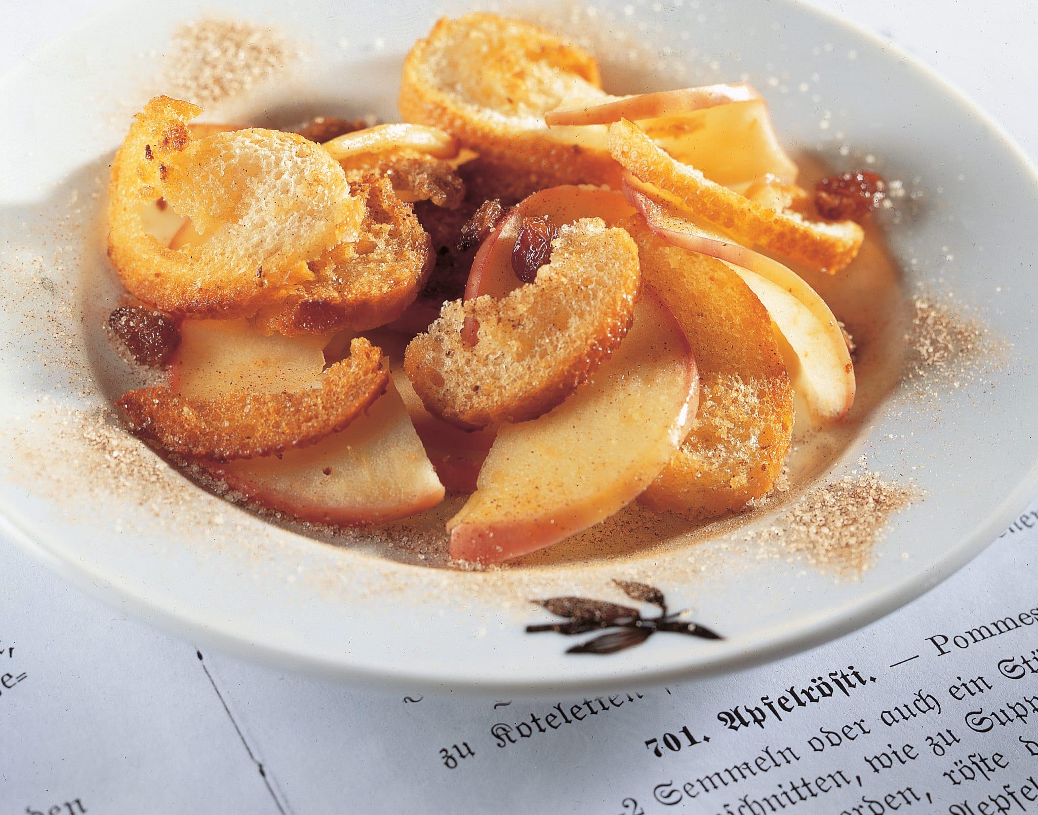 Rösti aux pommes