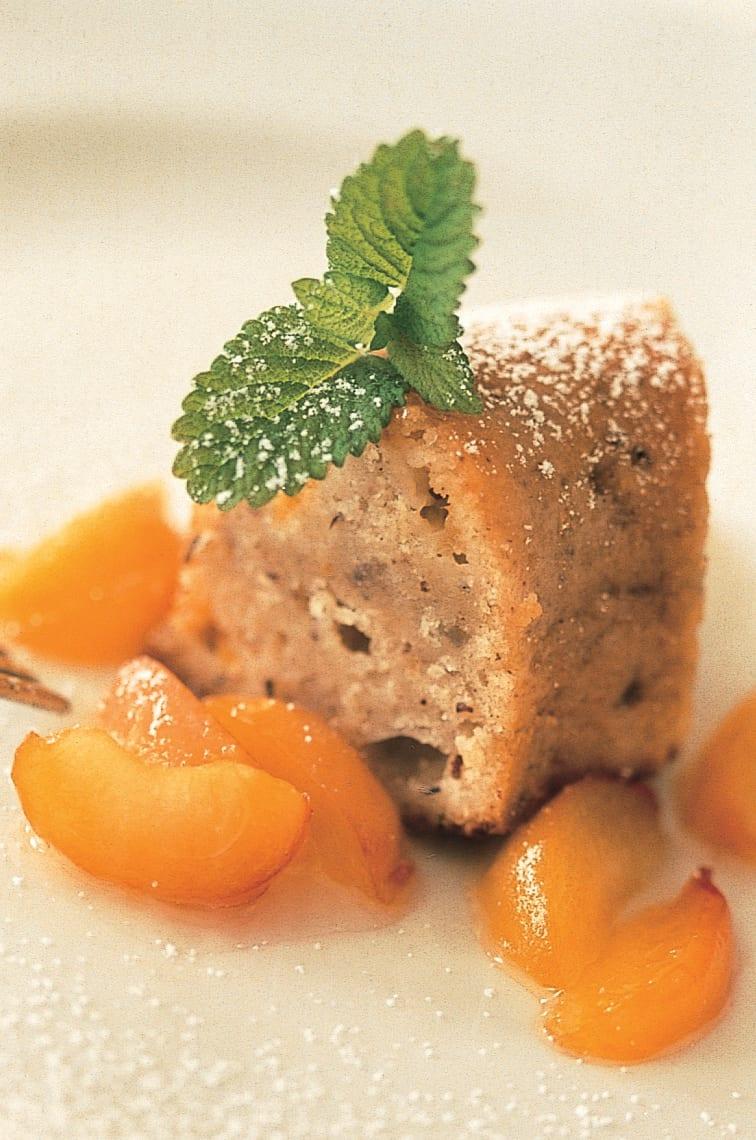 Aprikosen-Joghurt-Kuchen