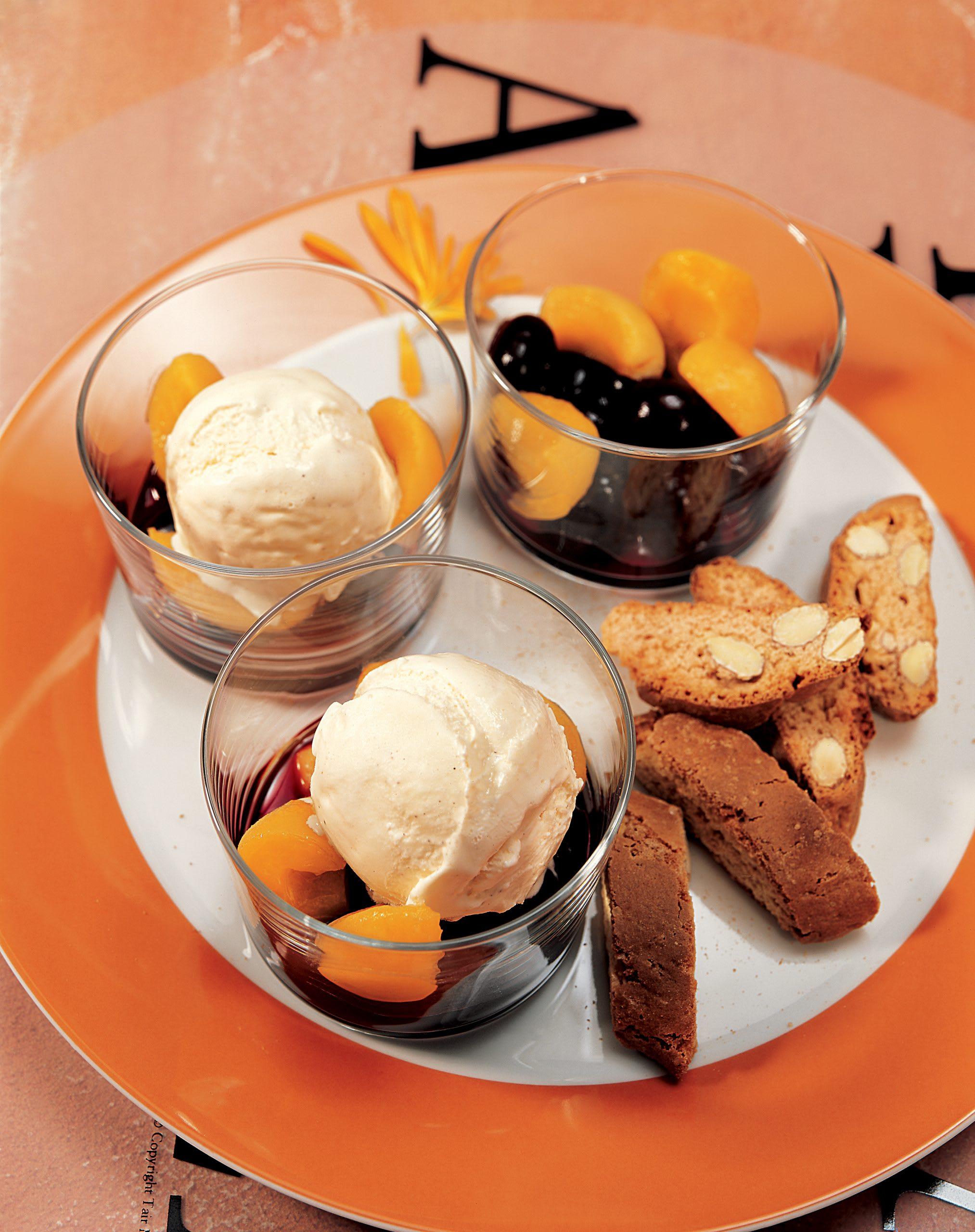 Aprikosen-Kirschen-Traum