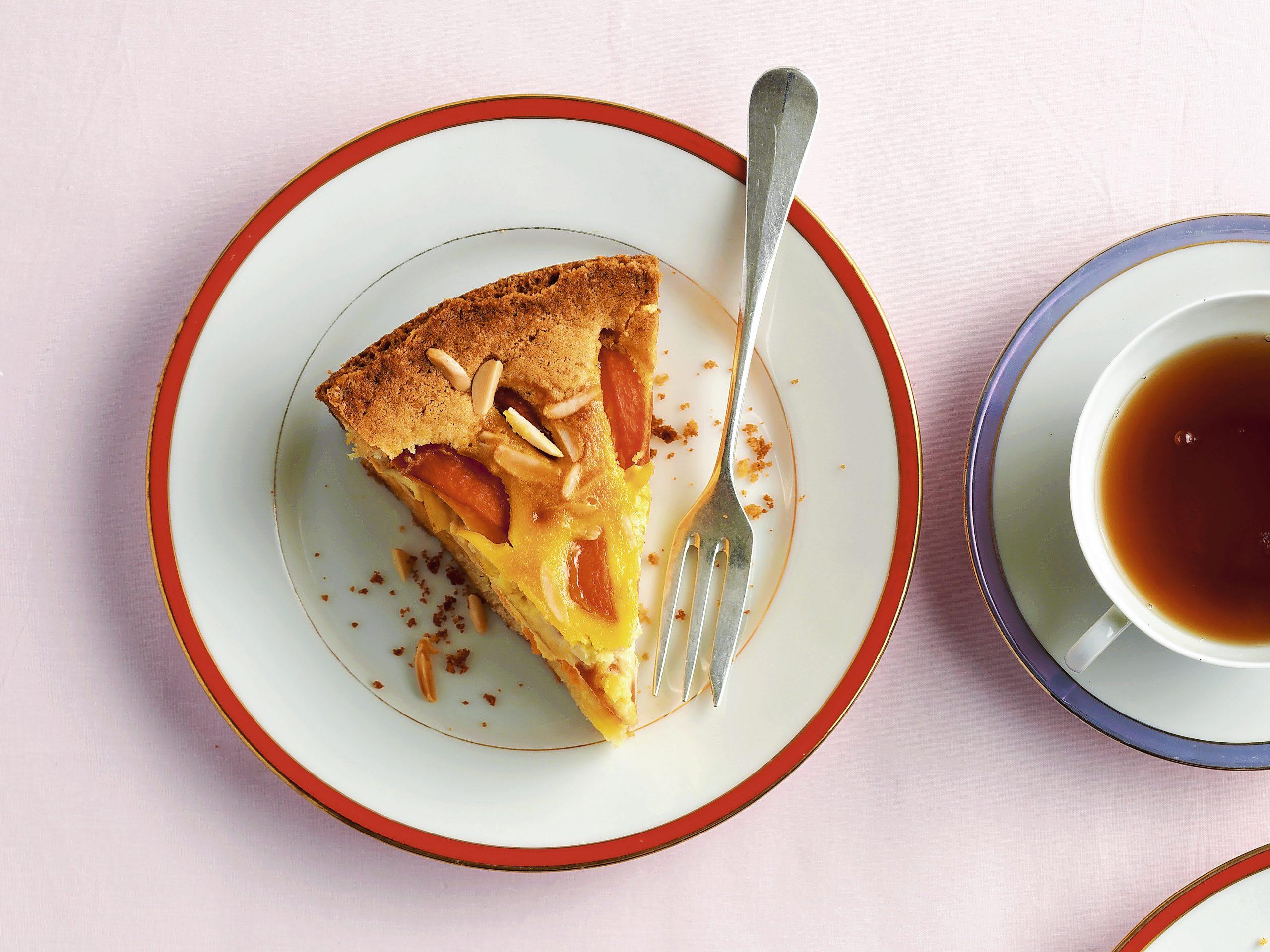 Aprikosen-Mandel-Kuchen