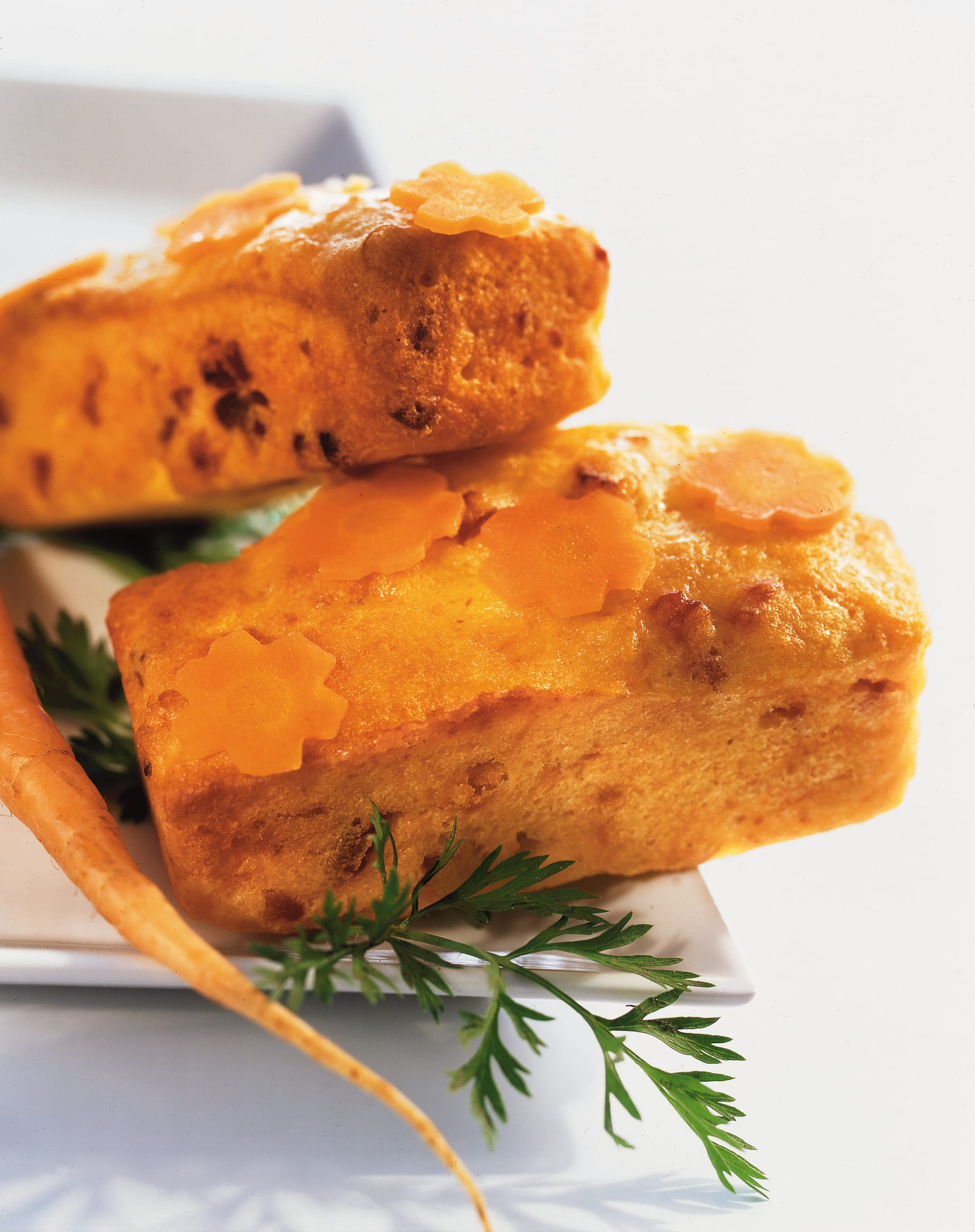 Aprikosen-Rüebli-Cakes