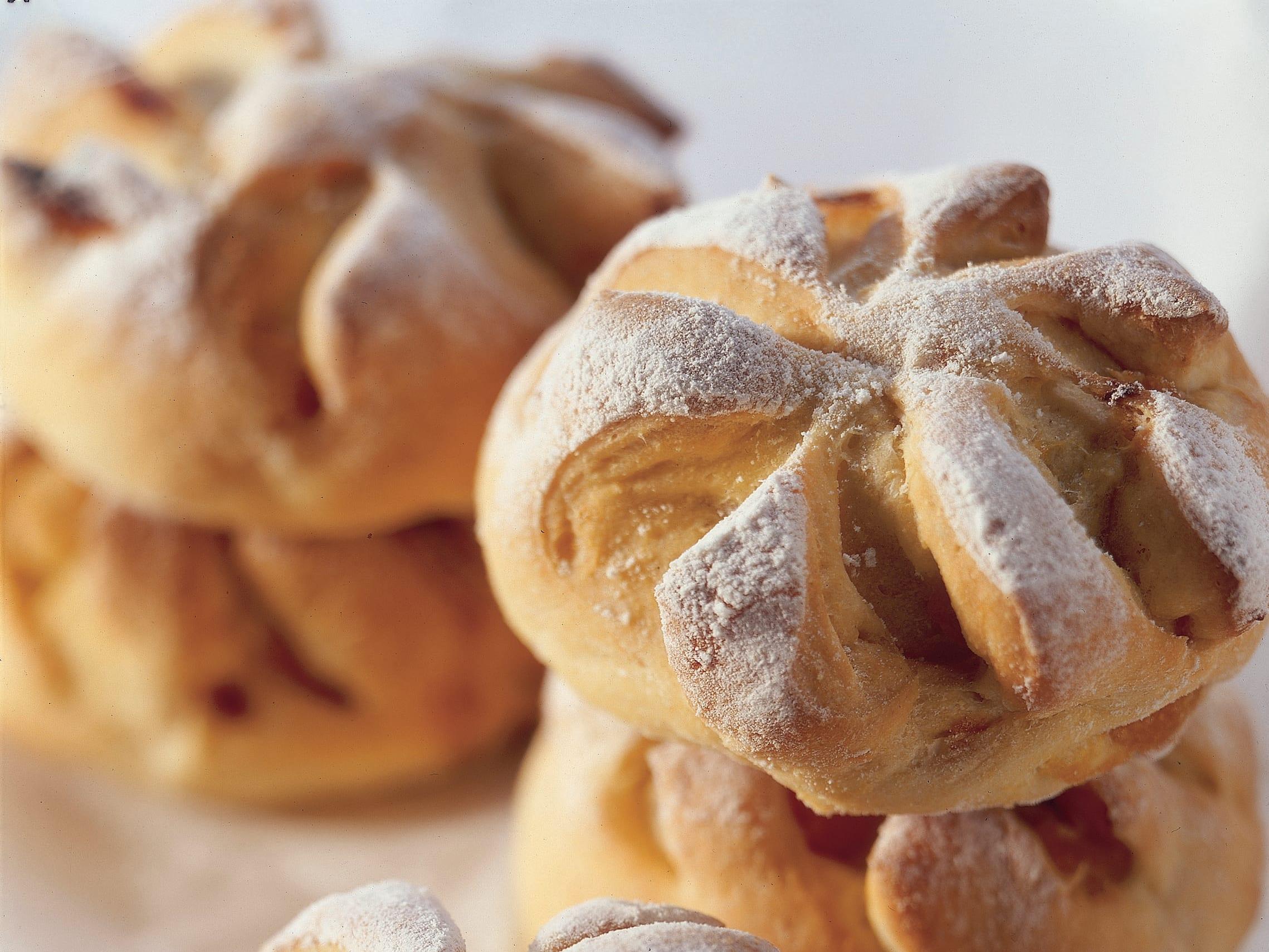 Petits pains aux abricots