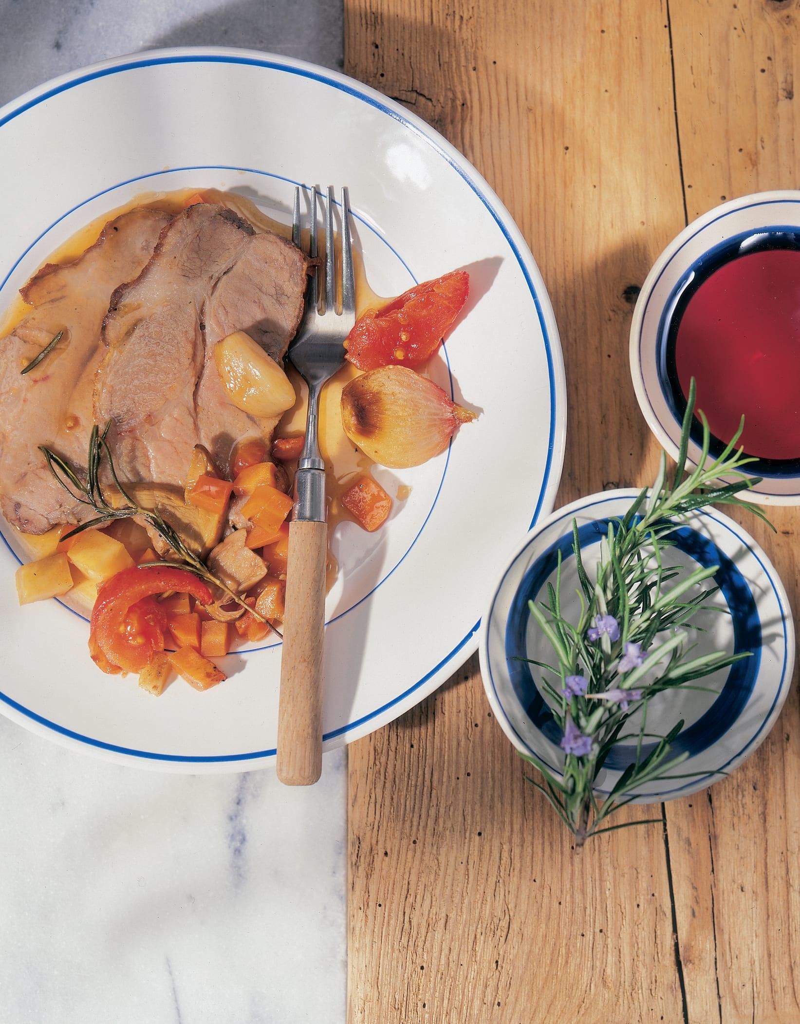 Arrosto di maiale / Schweinsbraten