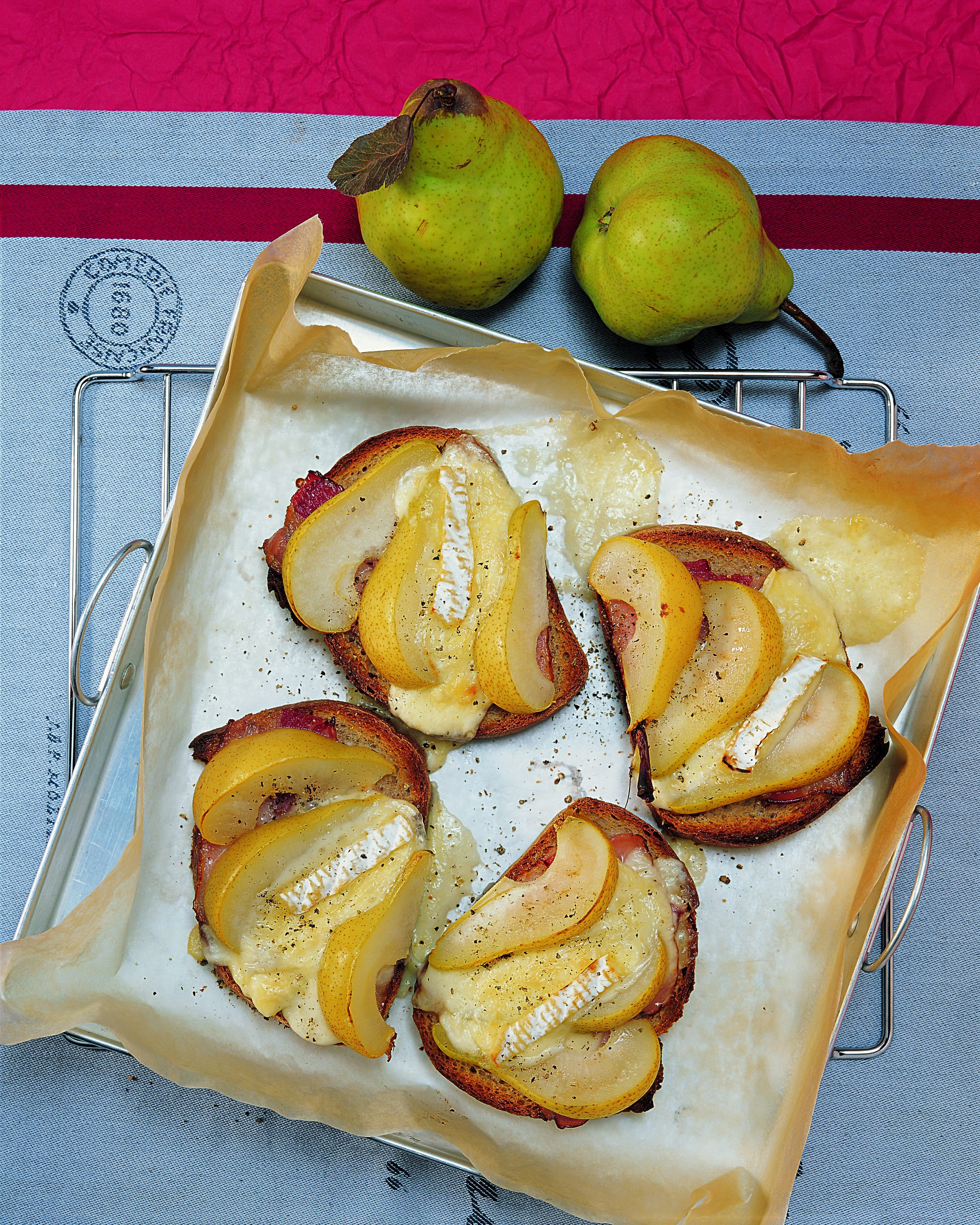Brie-Toast