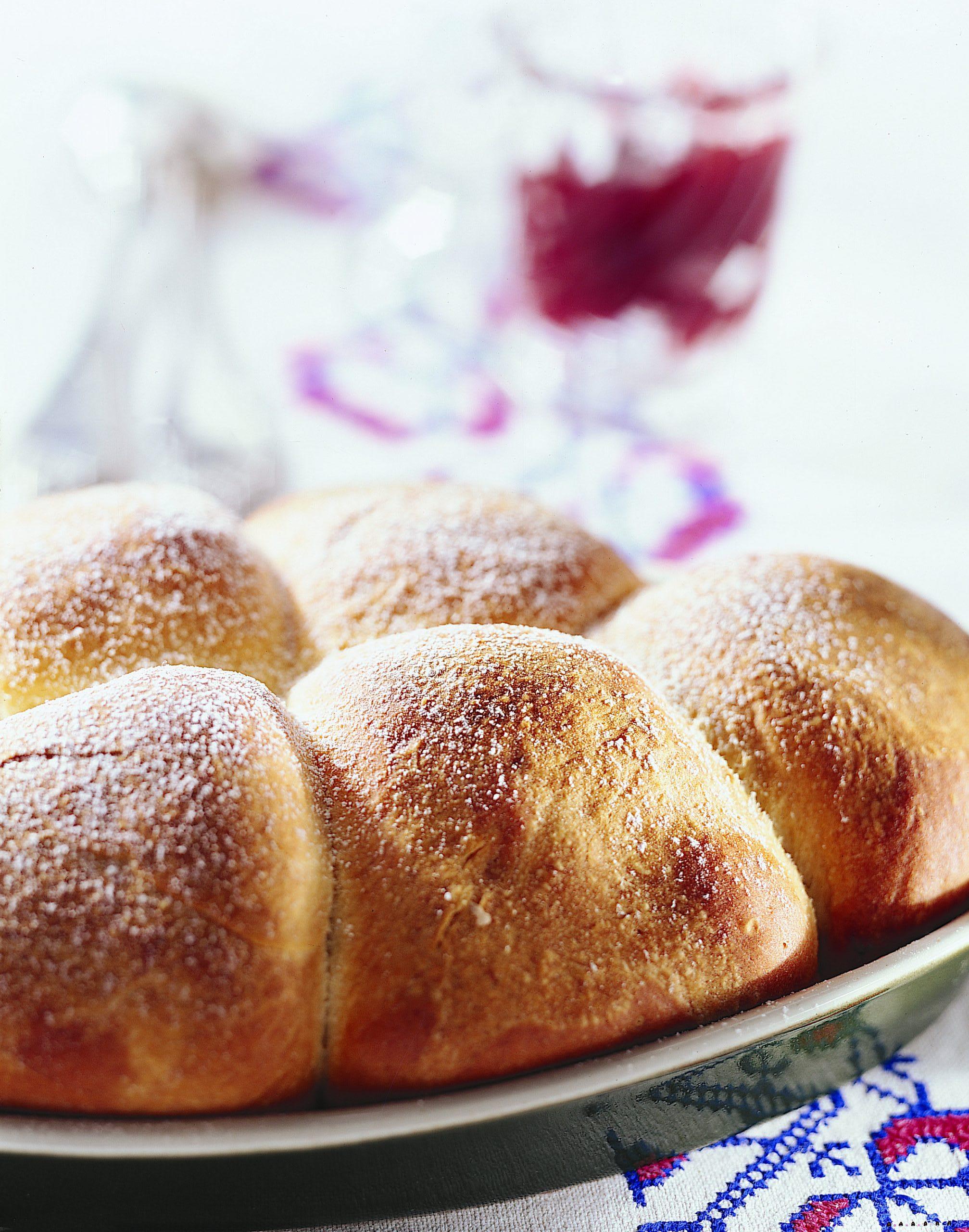 Buchty (gâteaux levés)