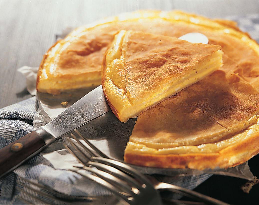 Burek (feuilleté au fromage frais)