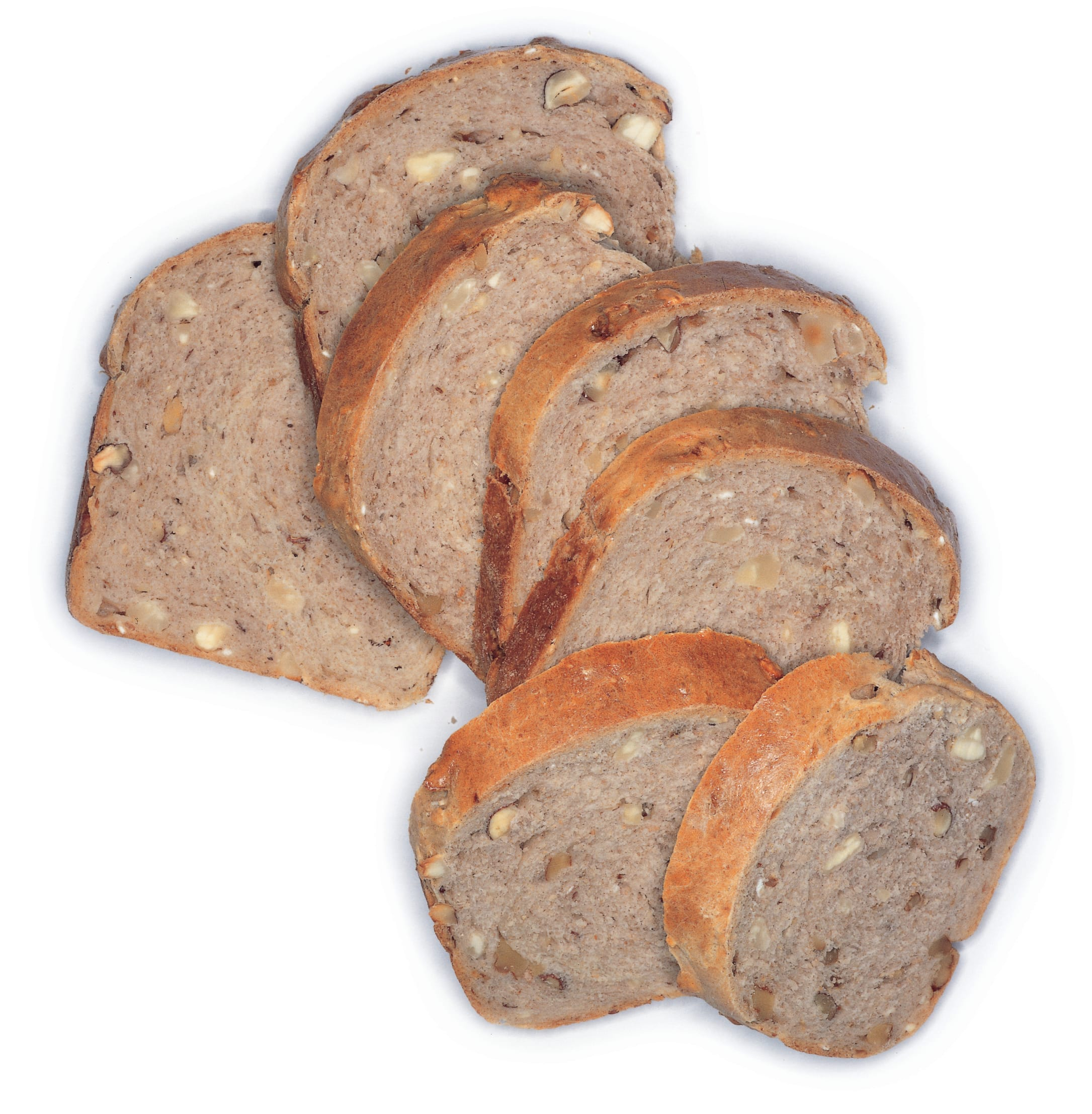 Buttermilch-Nuss-Brot