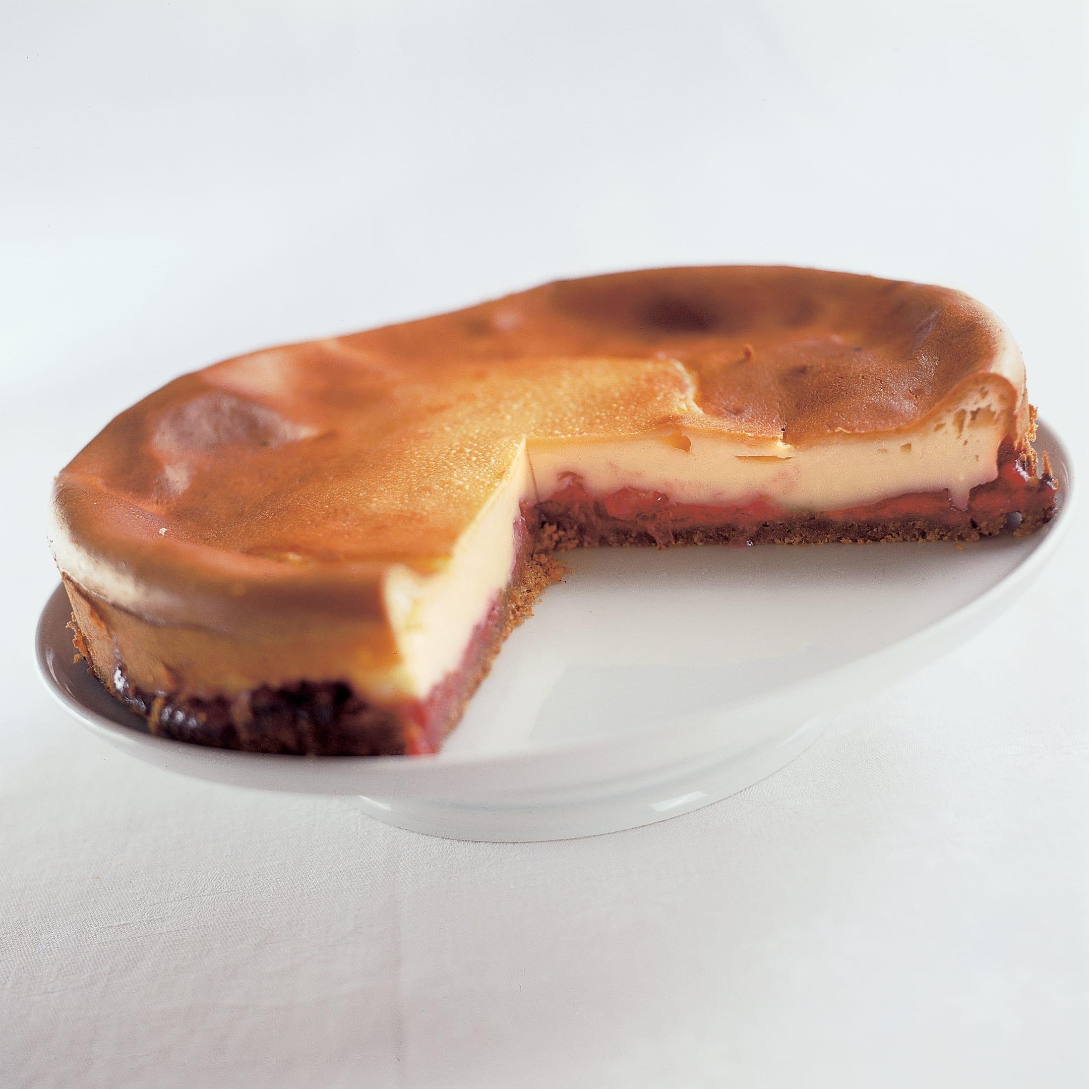 Cheesecake mit Damassines