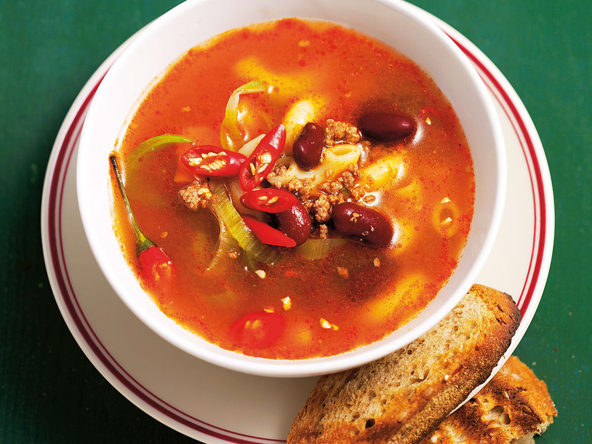 Chili-Suppe