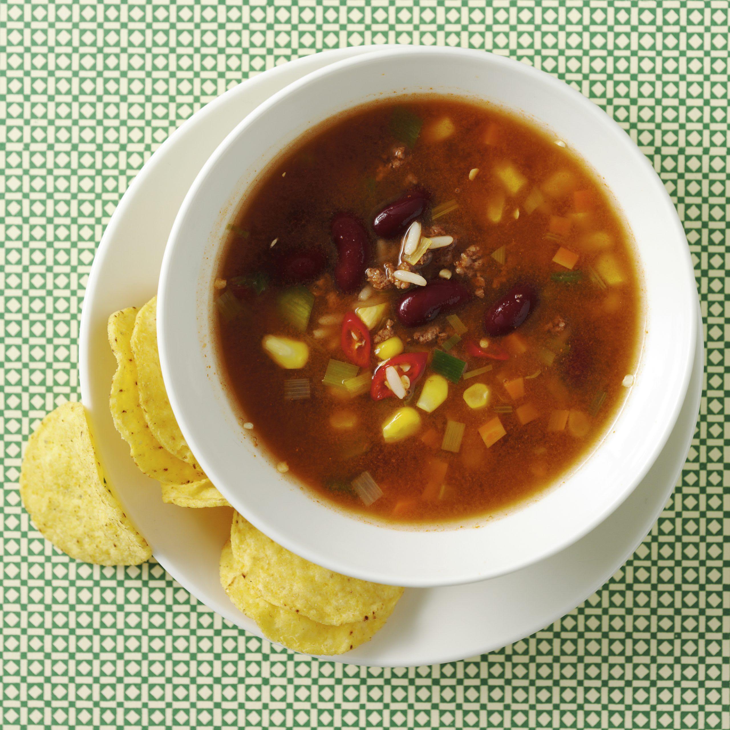 Chilisuppe