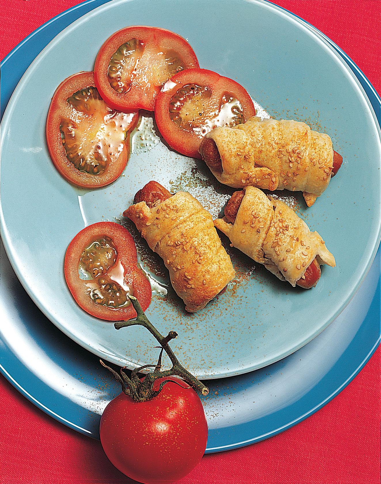 Cipollata im Curry-Mantel
