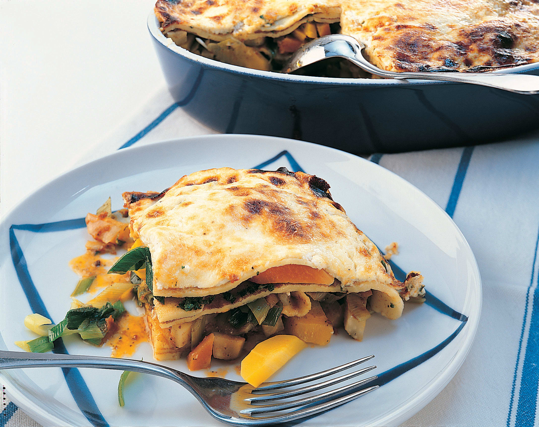 Crêpes-Lasagne
