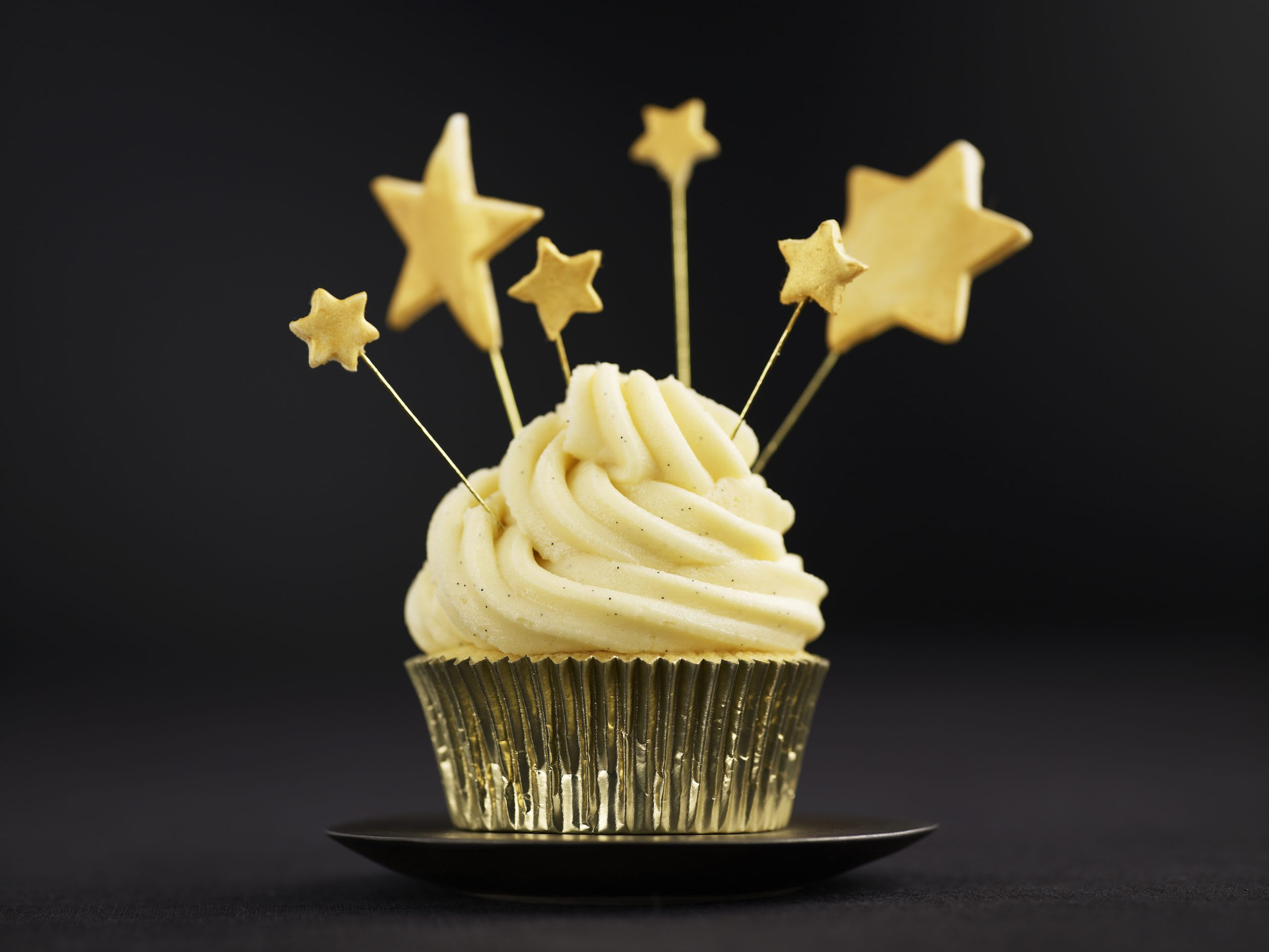 Cupcakes feu d'artifice