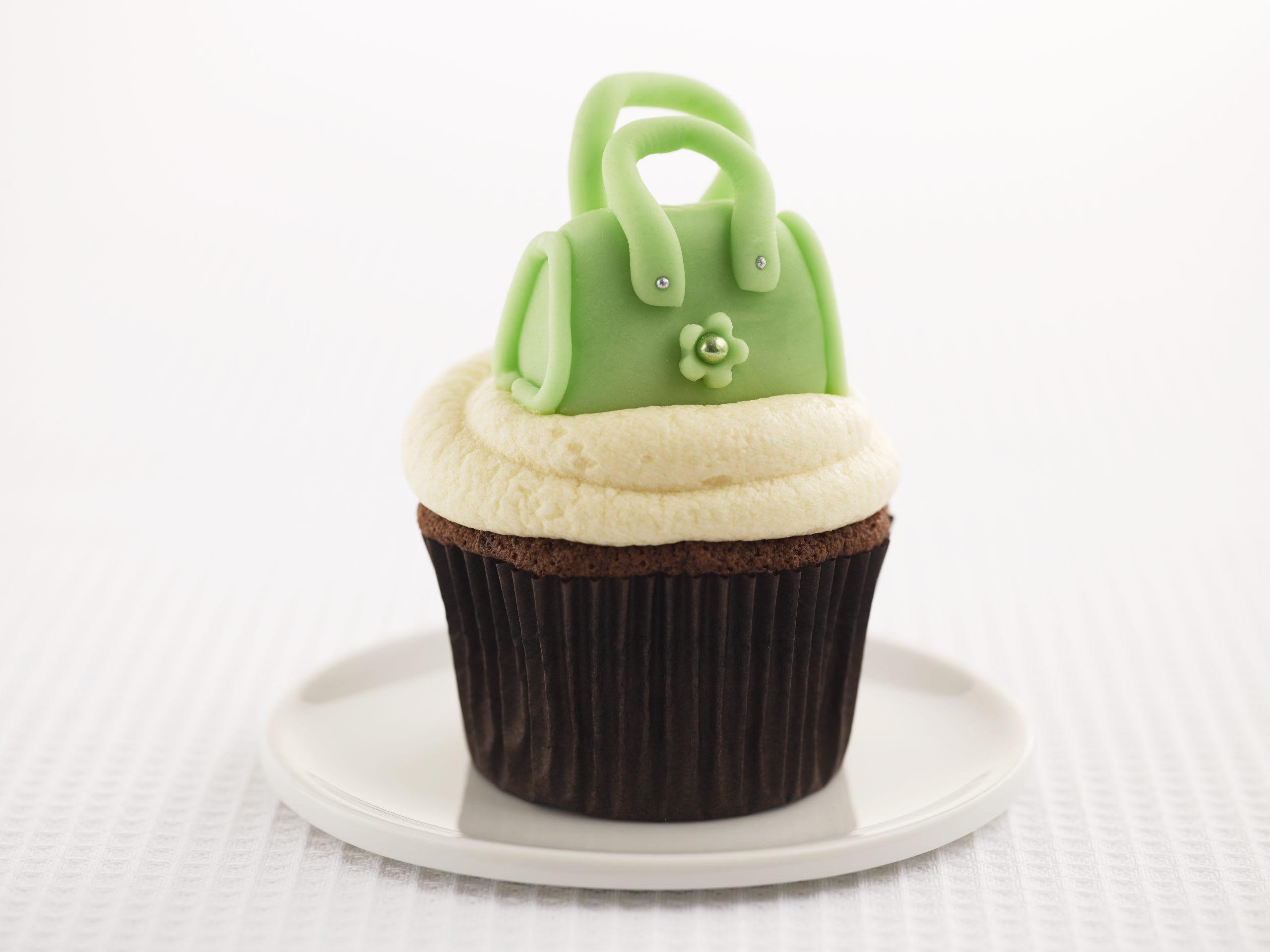 Cupcake Handtasche