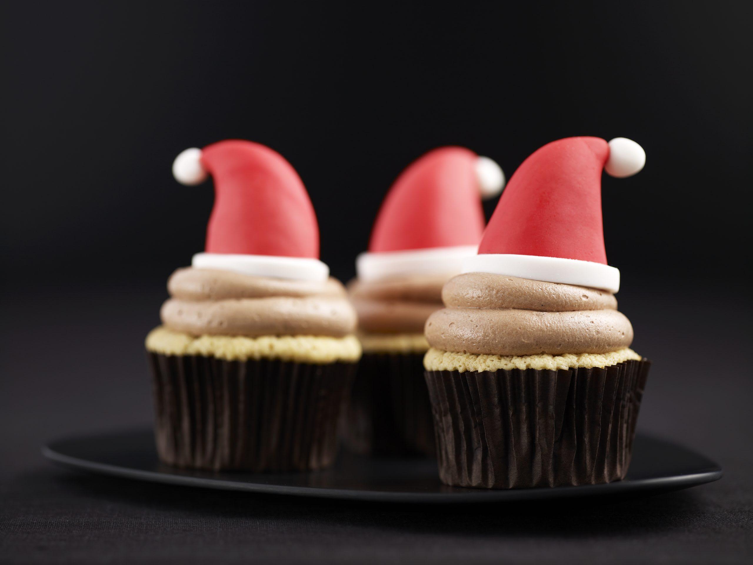 Cupcakes Saint-Nicolas