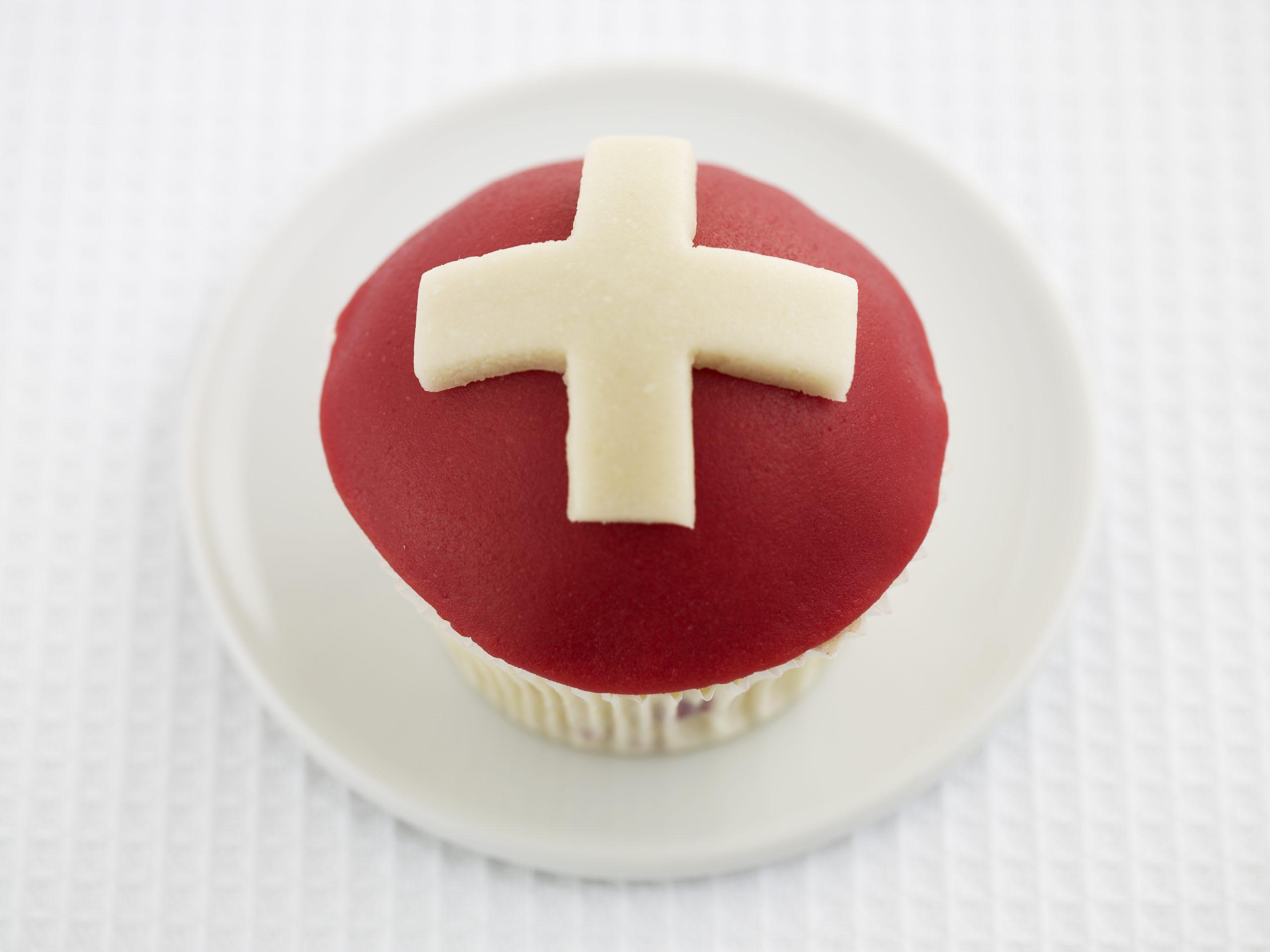 Cupcake Swissness