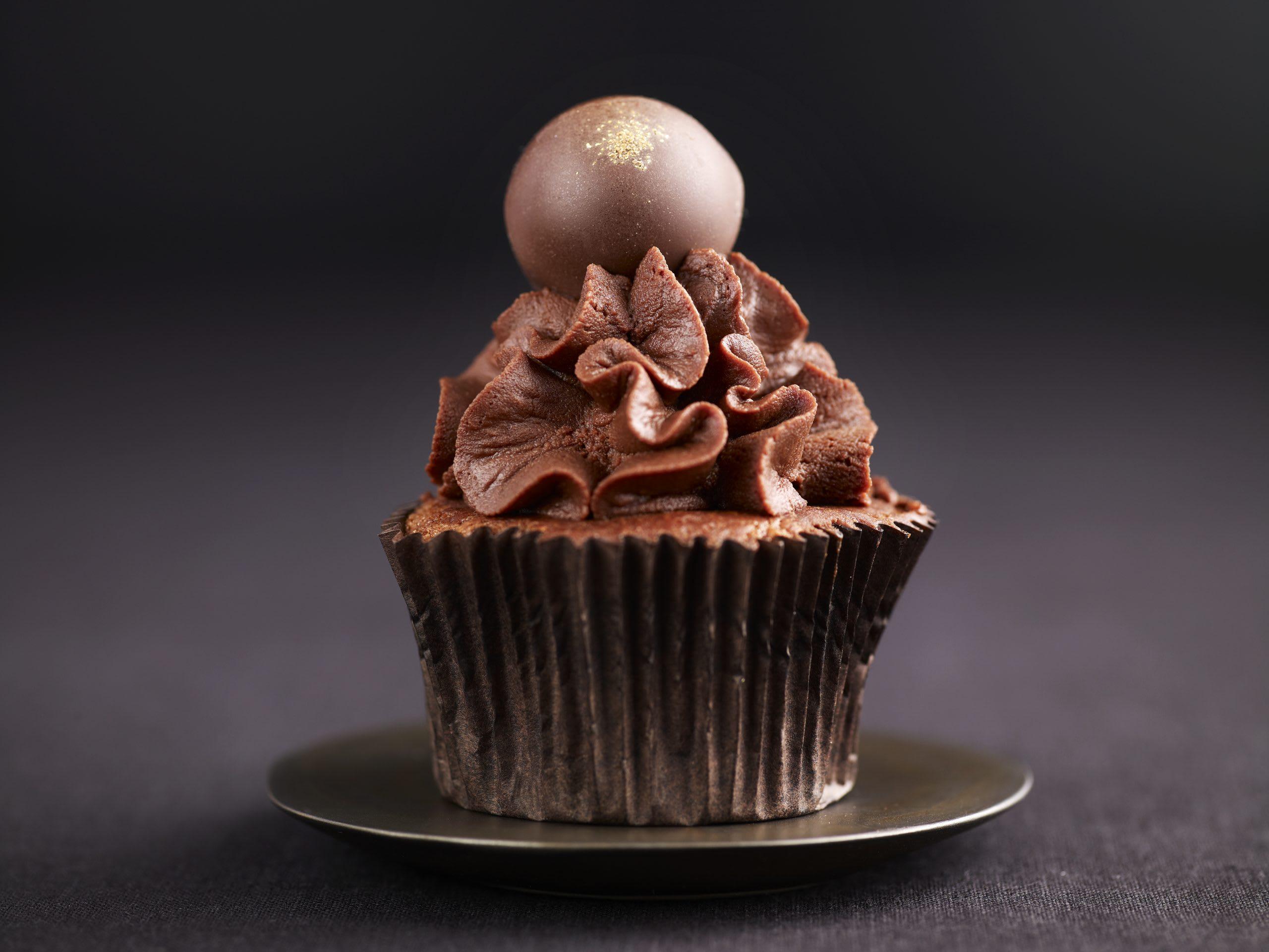 Cupcakes truffés