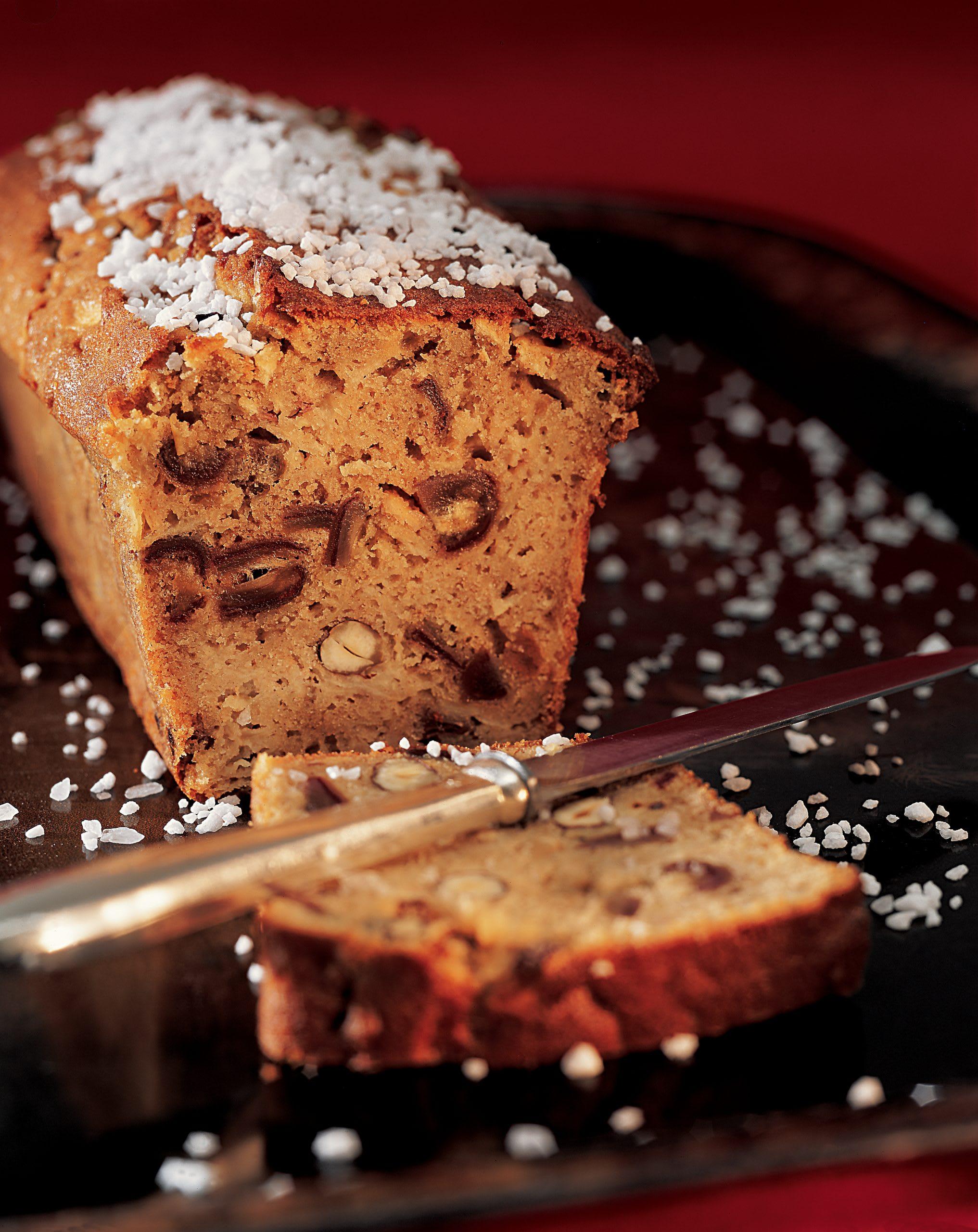 Dattel-Apfelcake