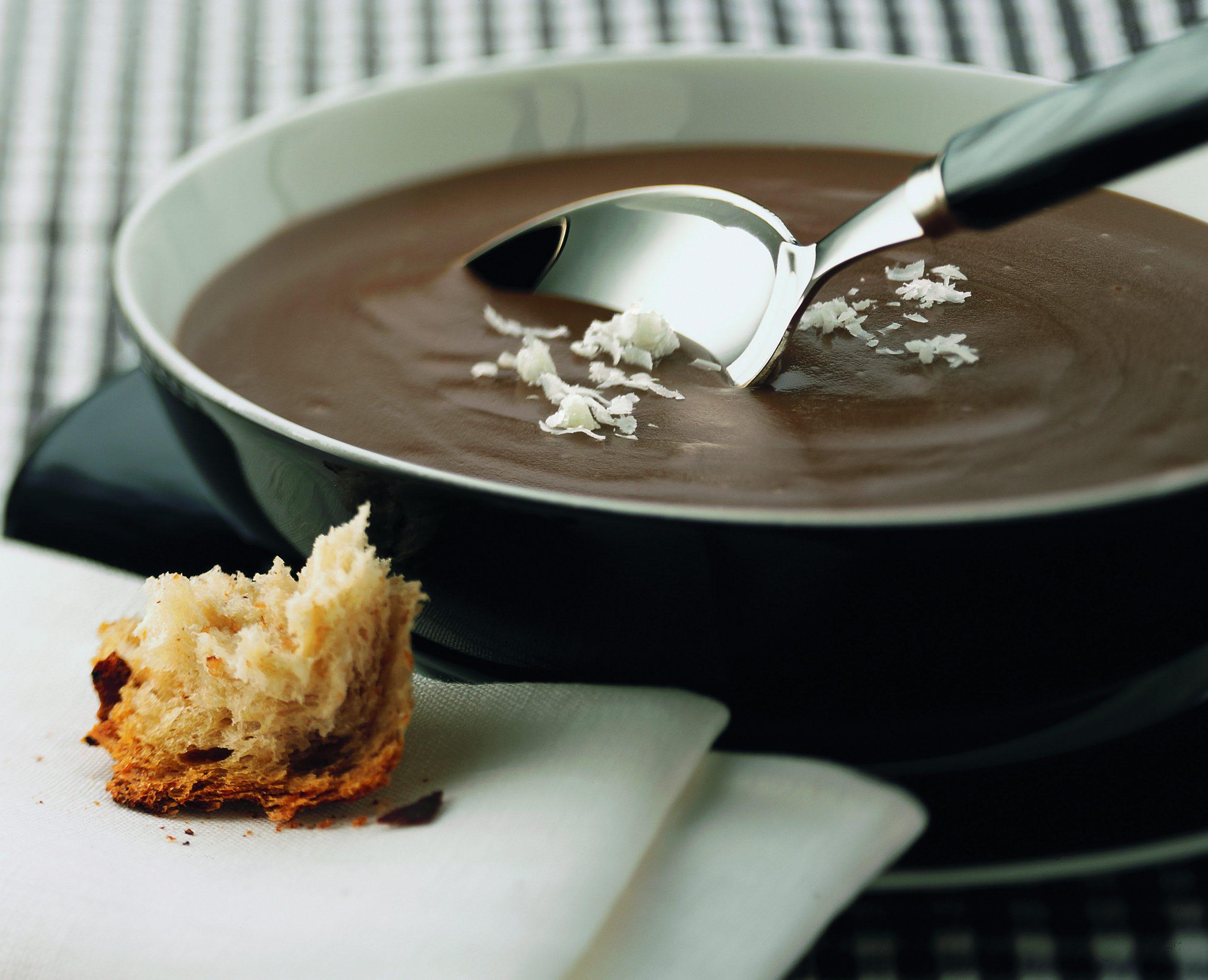 Soupe à la farine bâloise facile