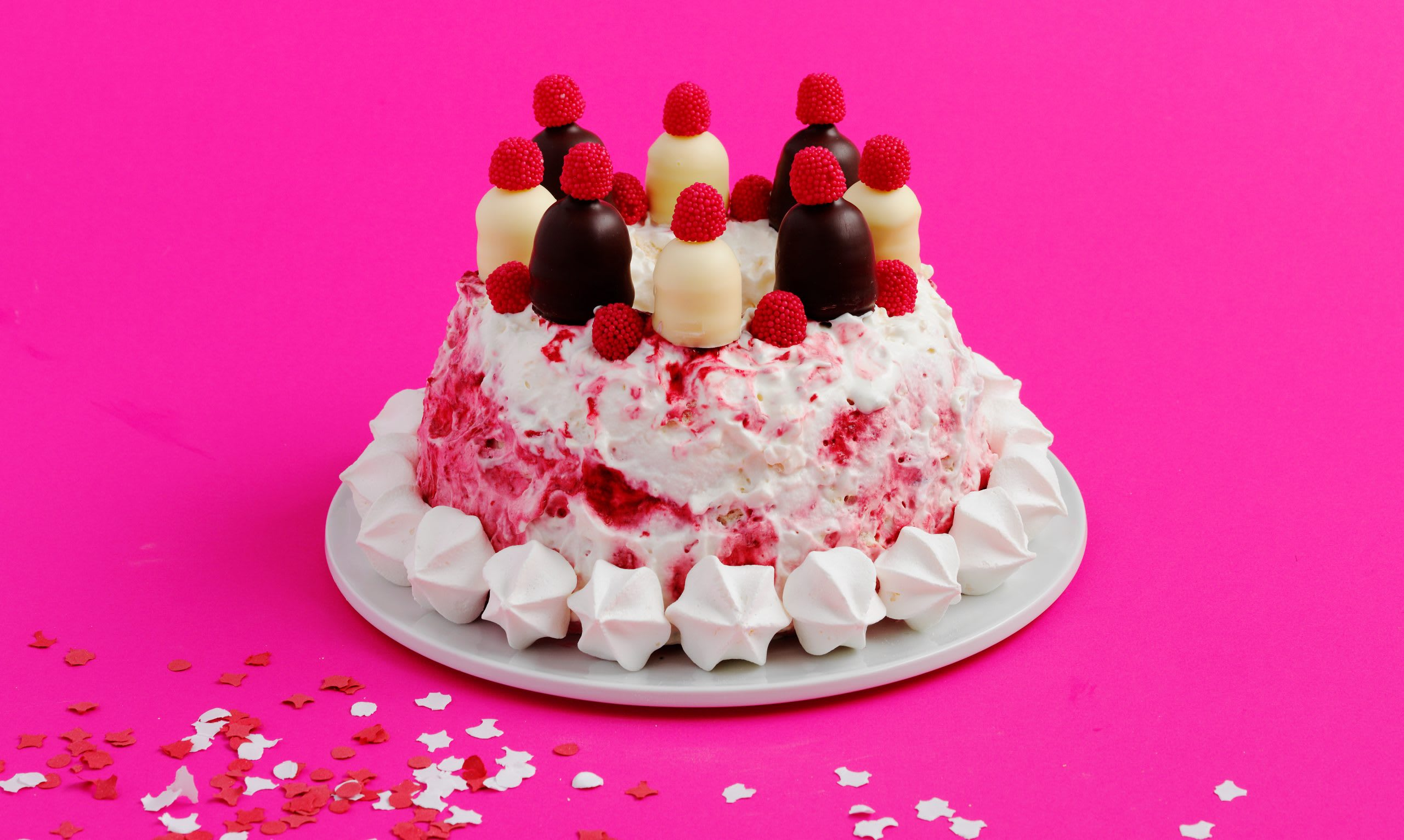 Eiskönigin Geburtstagstorte