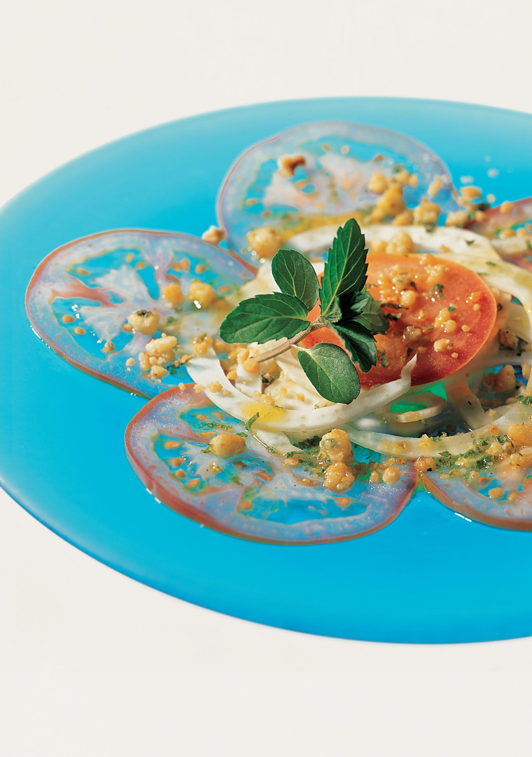 Fenchel-Tomatensalat