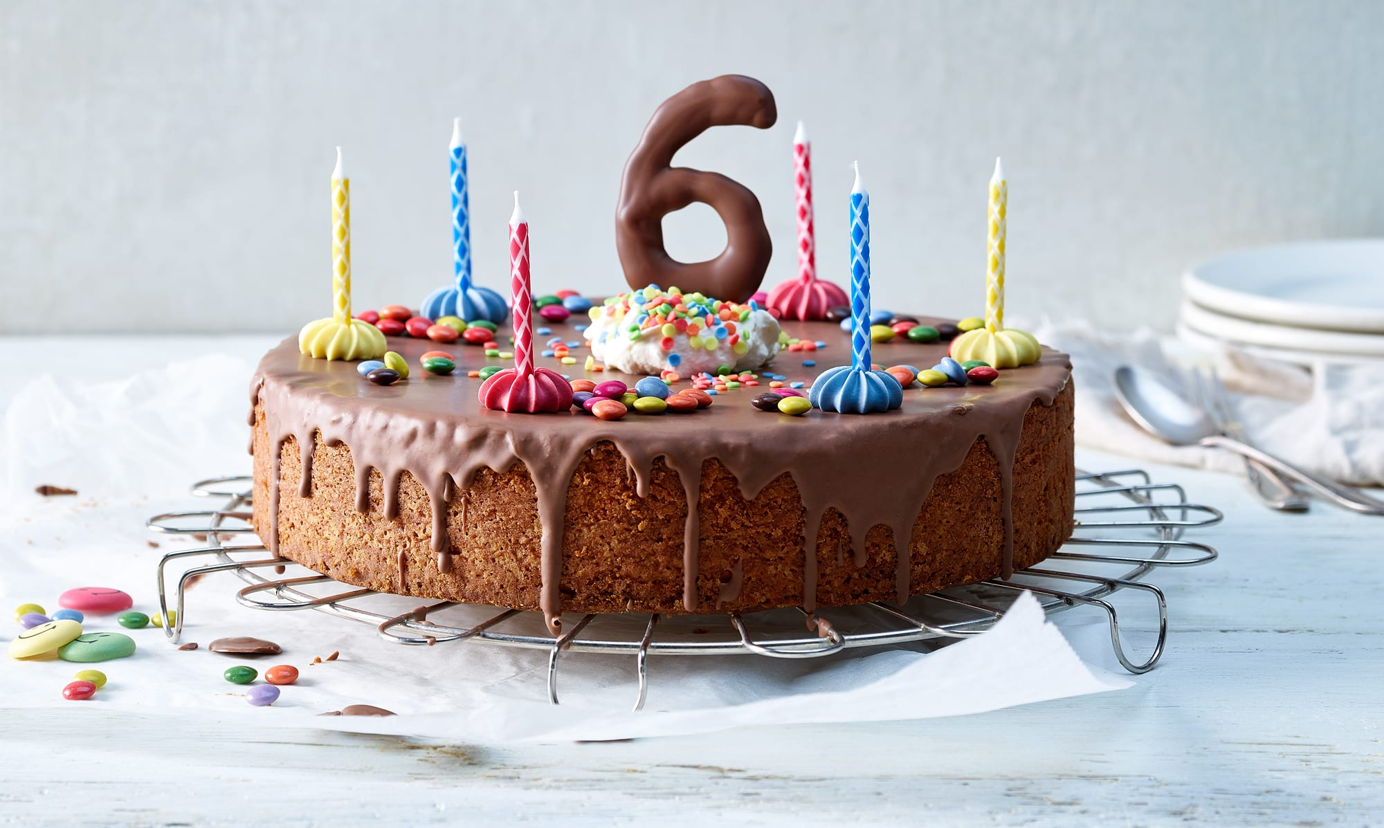 Schneller Geburtstagskuchen