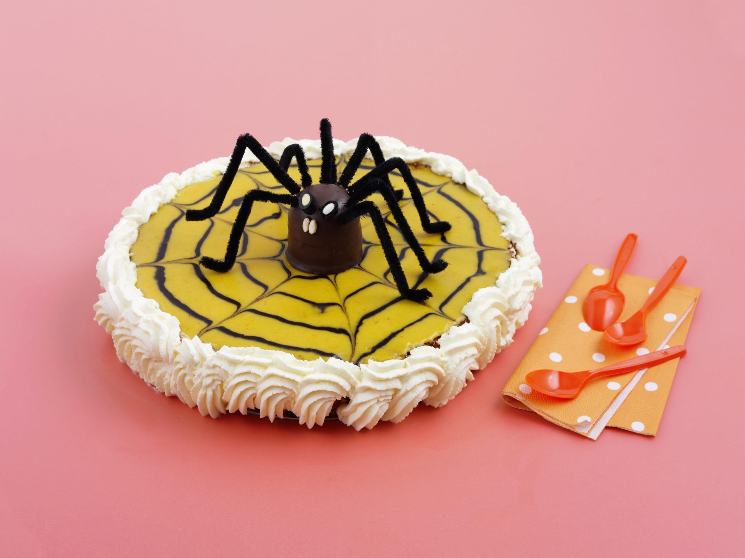 Geburtstagstorte Spinne