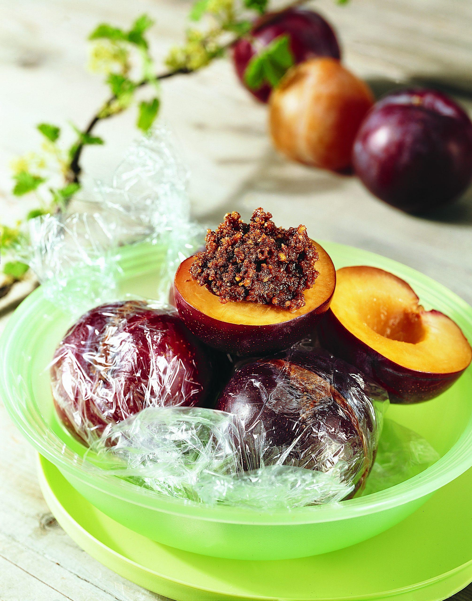 Gefüllte Früchte