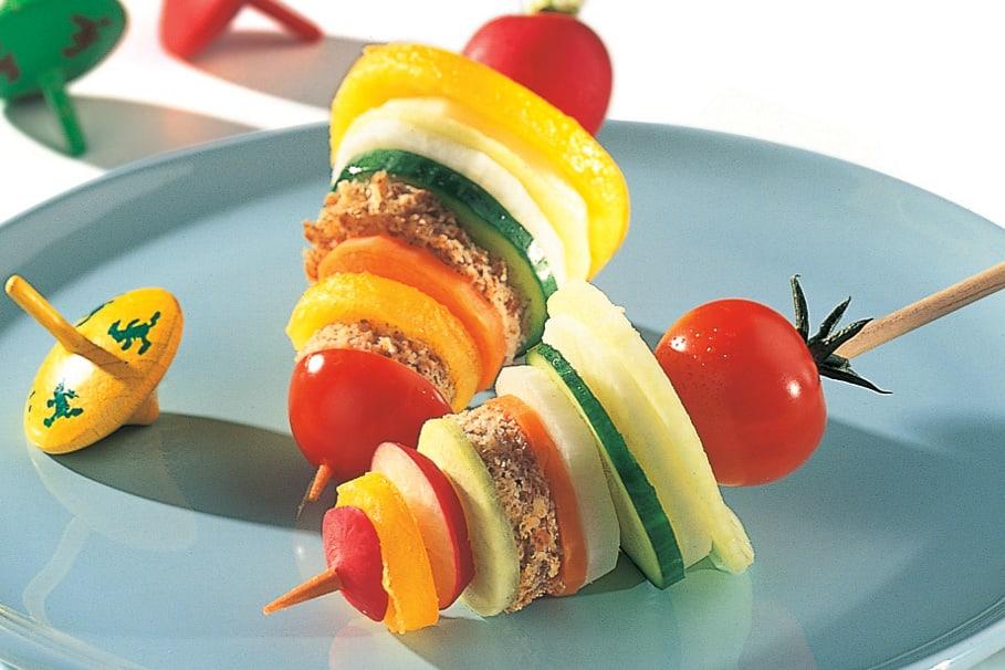 Gemüse-Zwirbel