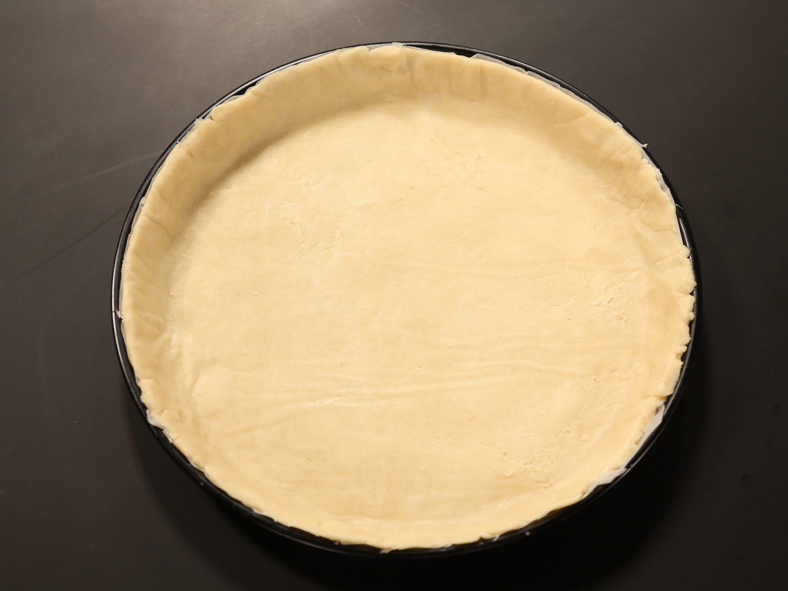 Pâte brisée (pâte à gâteau)