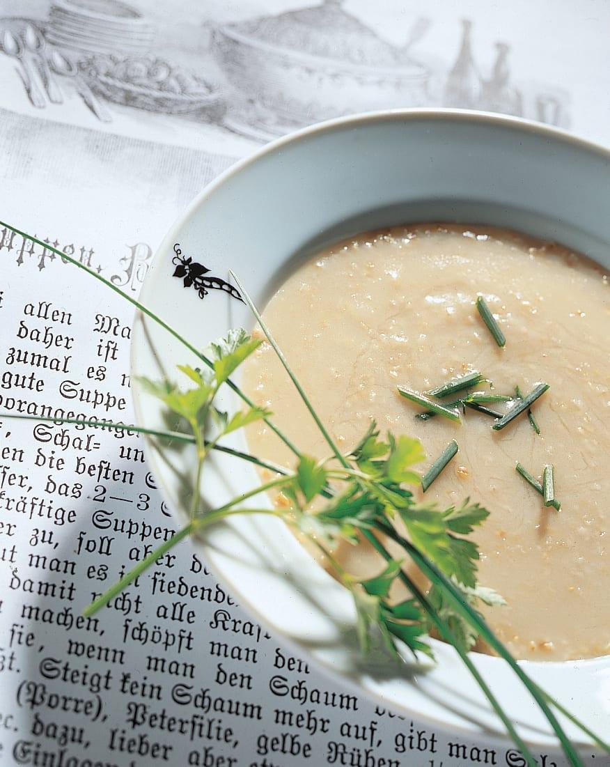 Soupe au gruau