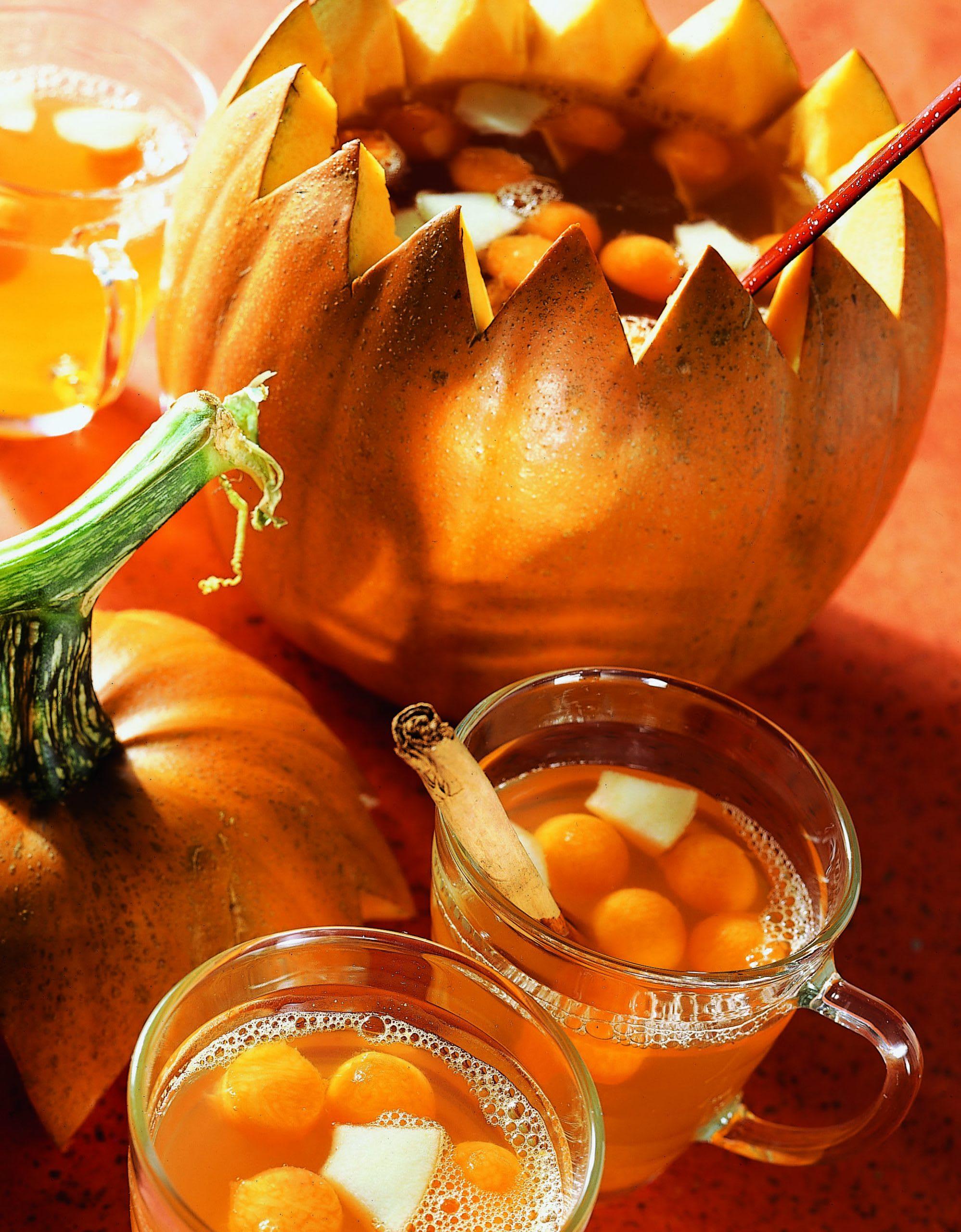 Halloween-Punsch