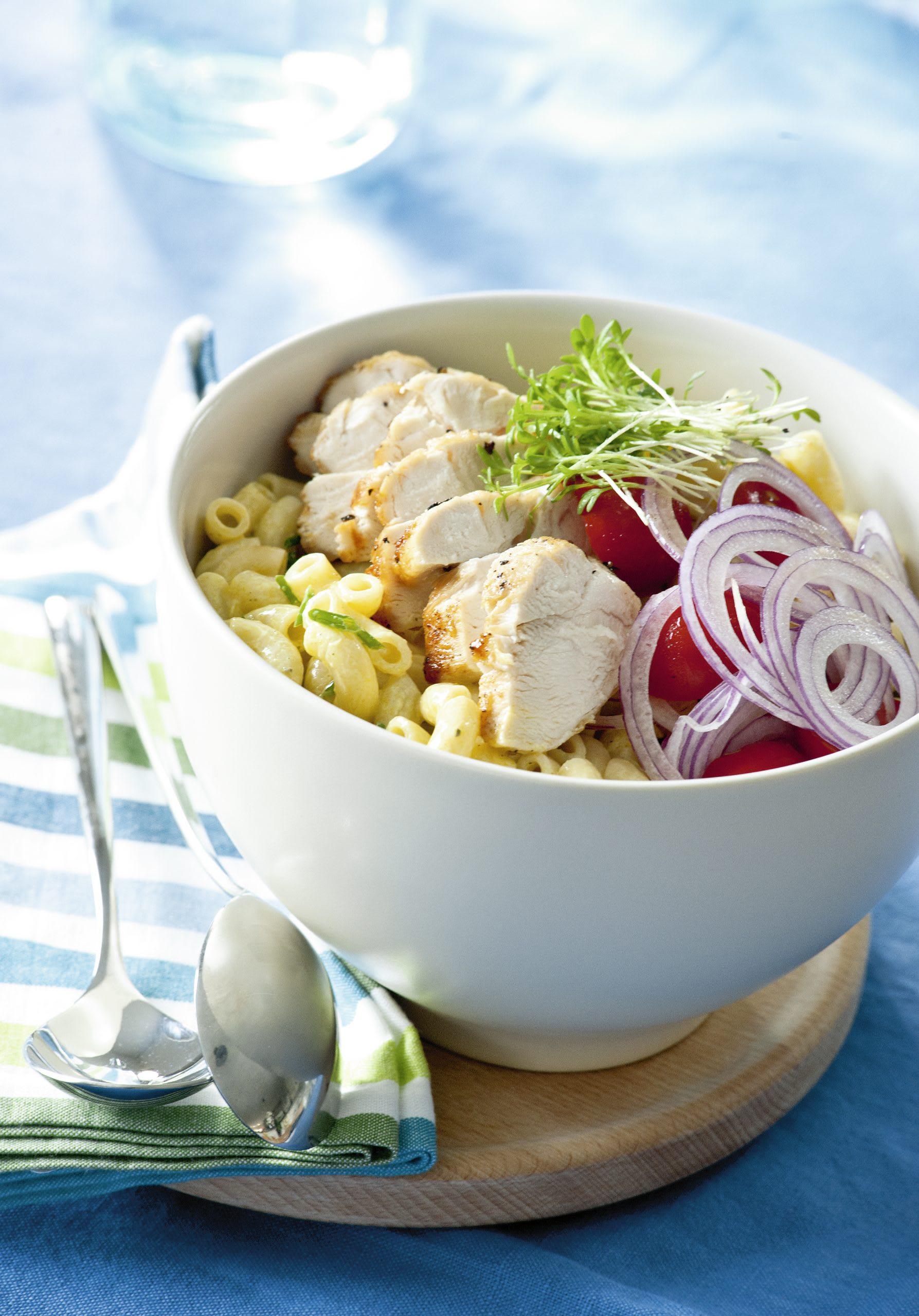 Hörnli-Salat