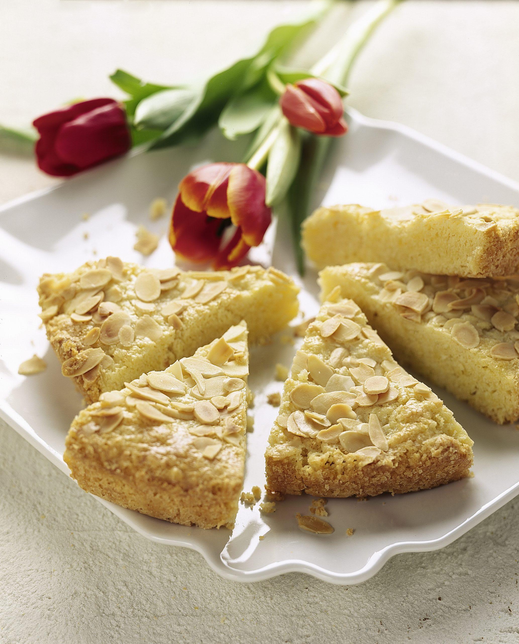 Gâteau néerlandais au beurre
